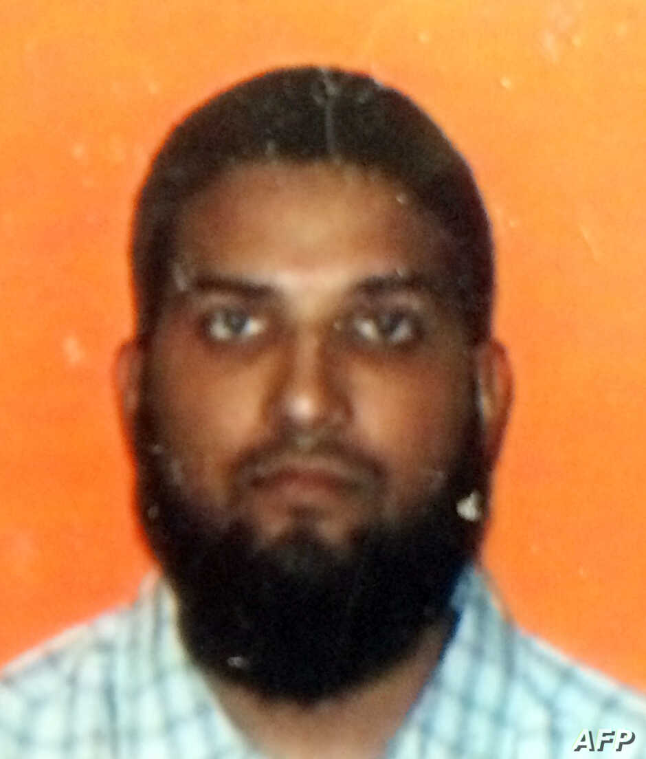 This undated Student ID card photo from California State University, Fullerton, shows Syed Farook, one of the suspects in the mass shooting in San Bernardino, Calif., Dec. 2, 2015.