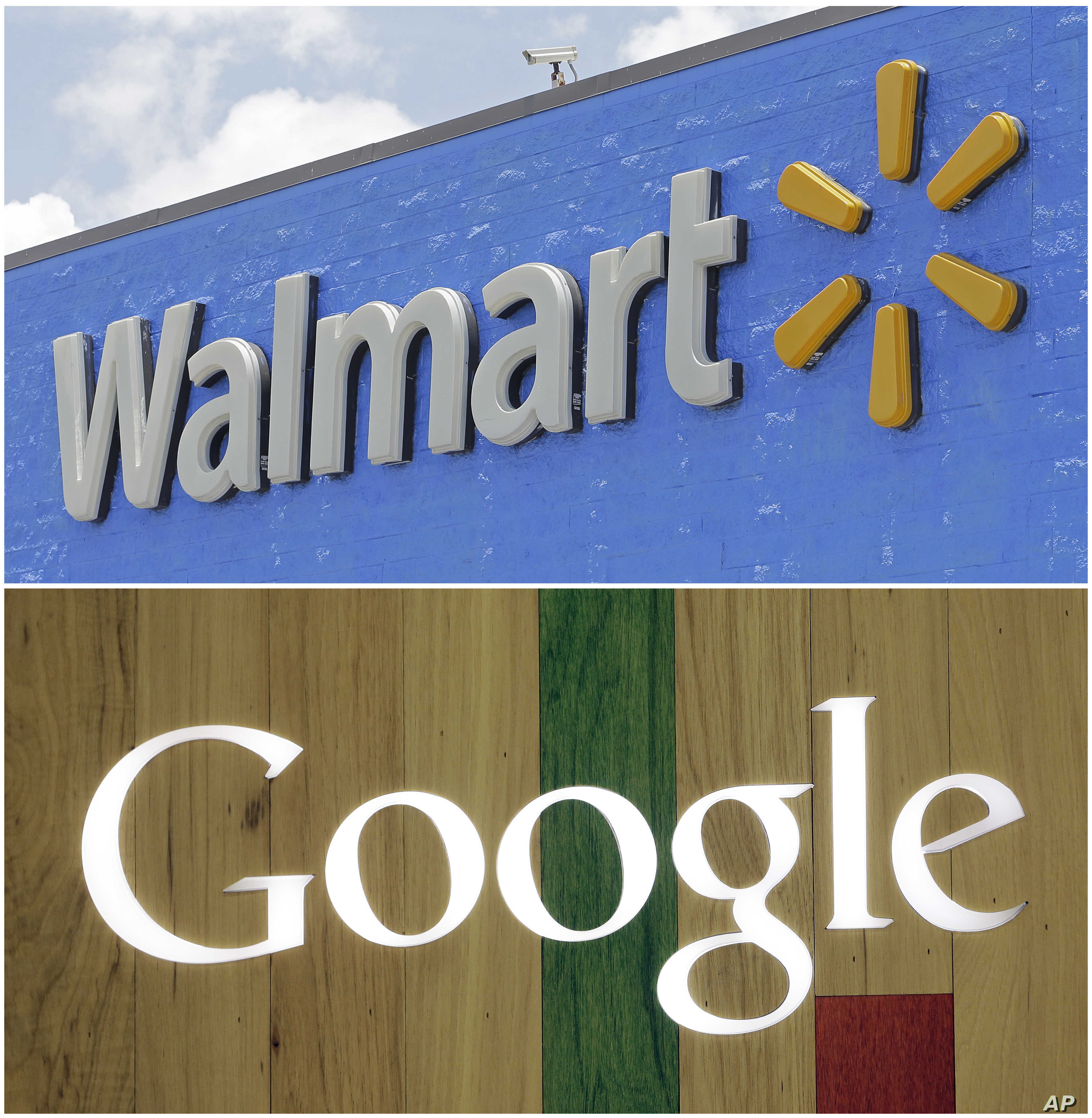 Walmart Teams Up With Google for Voice-activated Shopping
