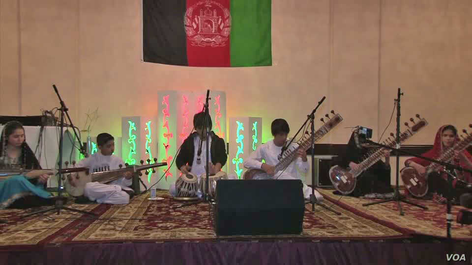 Afghan Youth Orchestra Prepares to Play US Venues | Voice of