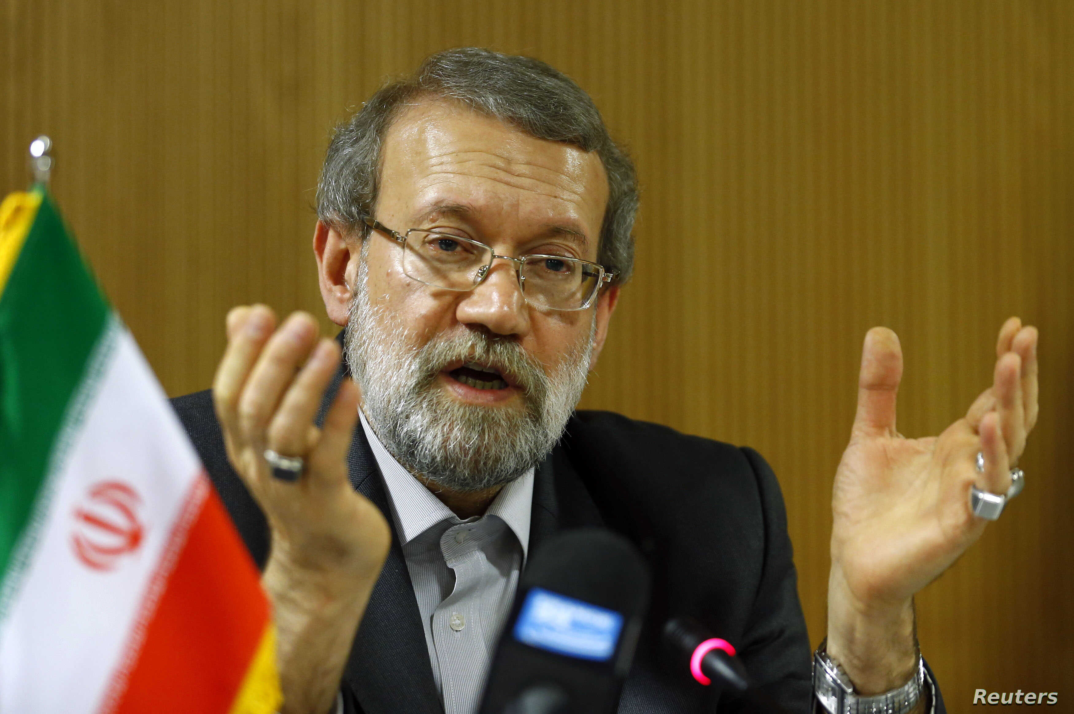 Larijani: Iran, World Powers Must Build Confidence | Voice