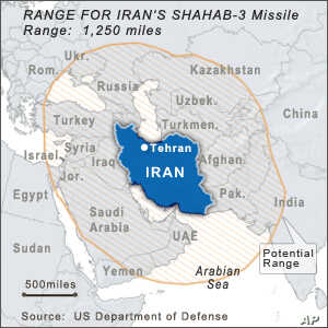 WikiLeaks: Iran Can Attack Israel With Less Than 12 Minutes Warning