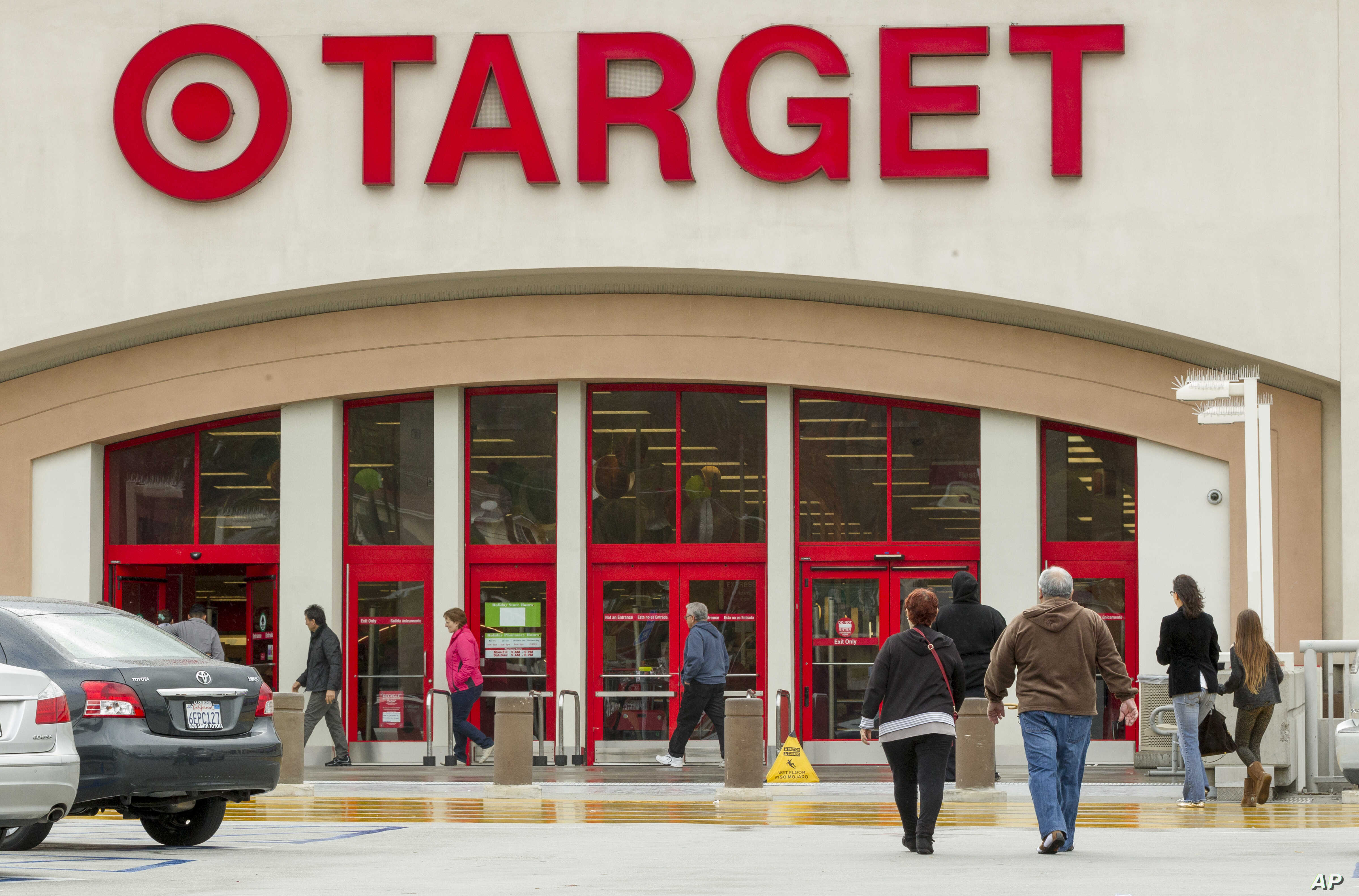 Target Confirms Point-of-Sale Attacks | Voice of America