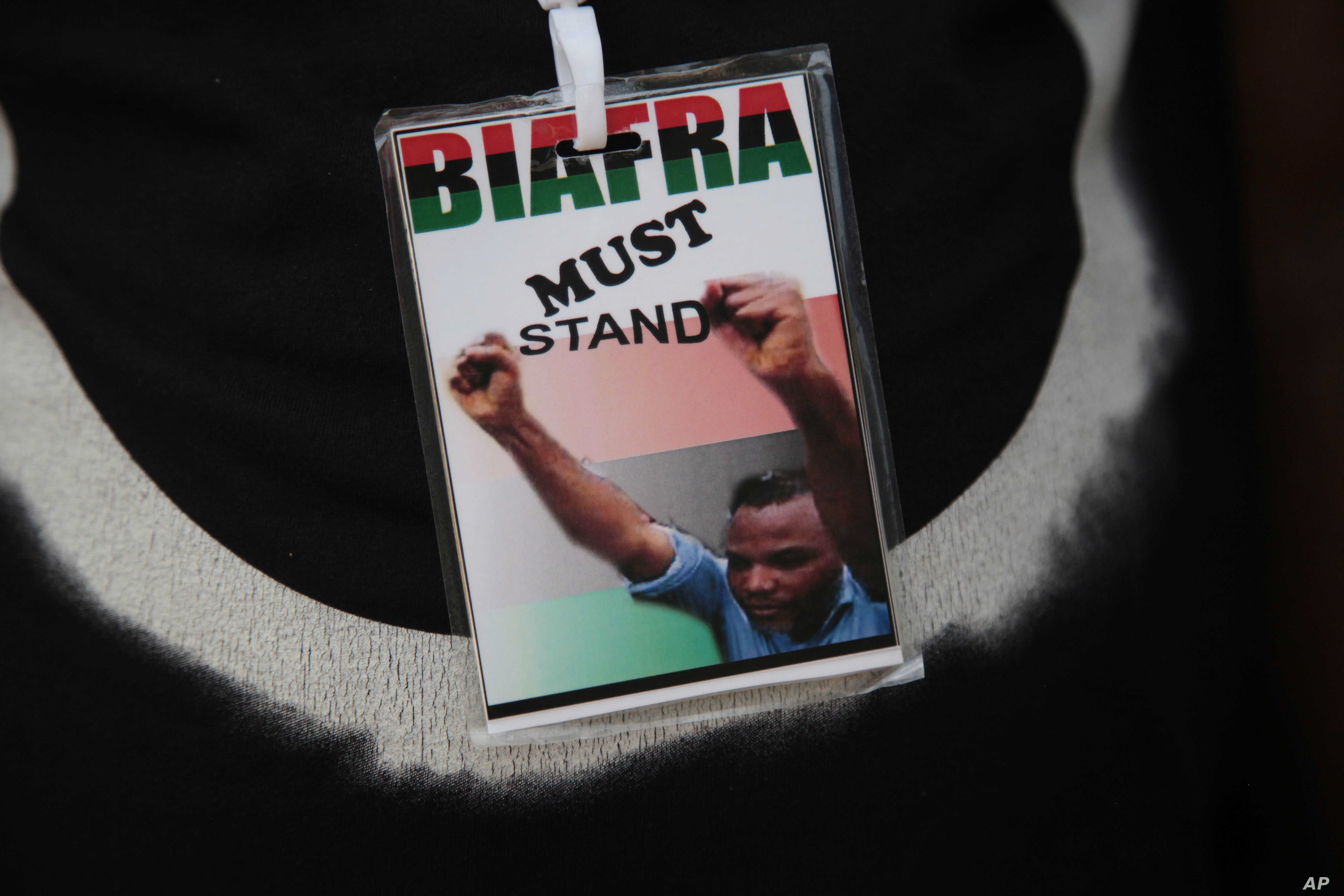 Ethnic Tensions Bubble in Nigeria in Echo of Biafra Civil