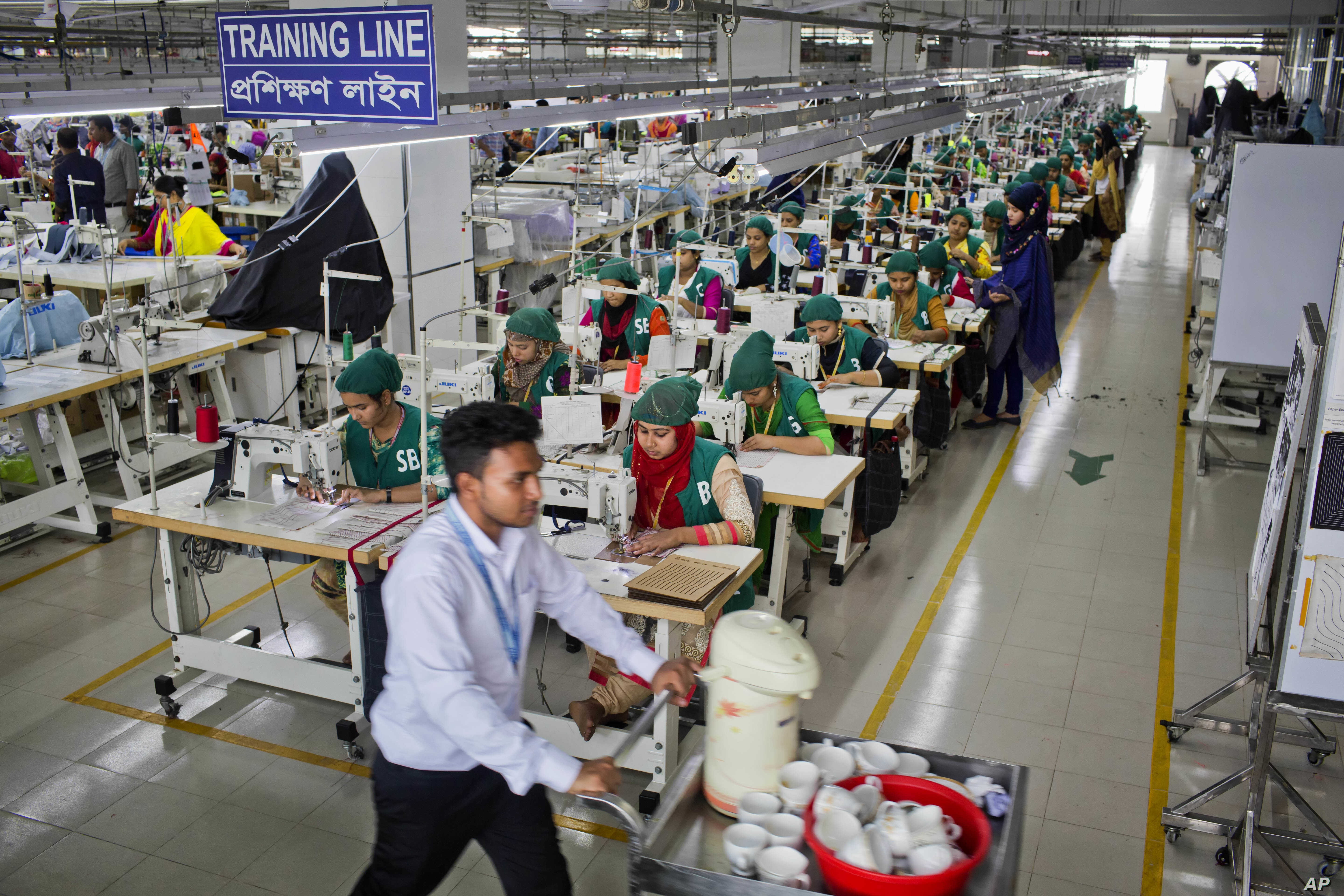 Complaints About Safety in Bangladesh Factories Hit High in