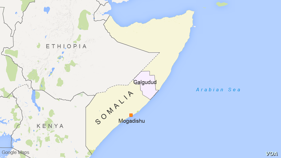 Al-Shabab Seizes Key Somali Town After Ethiopians Pull Out