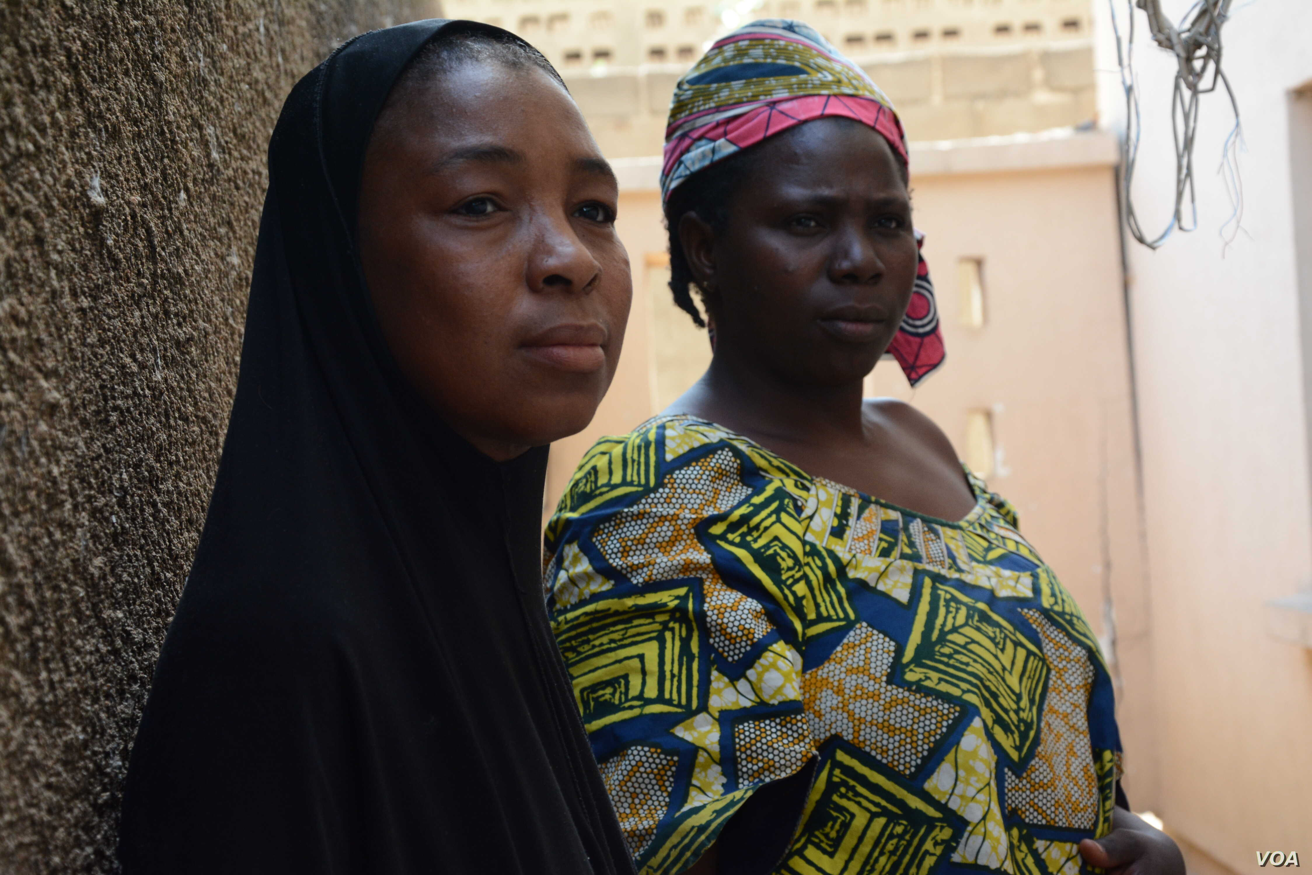 Sarawu Adamu and the other women were home alone when the militants entered the house. In search of buildings to set up their headquarters and house the over one hundred fighters that entered Mubi, the fighters occupied the homes of wealthy business ...