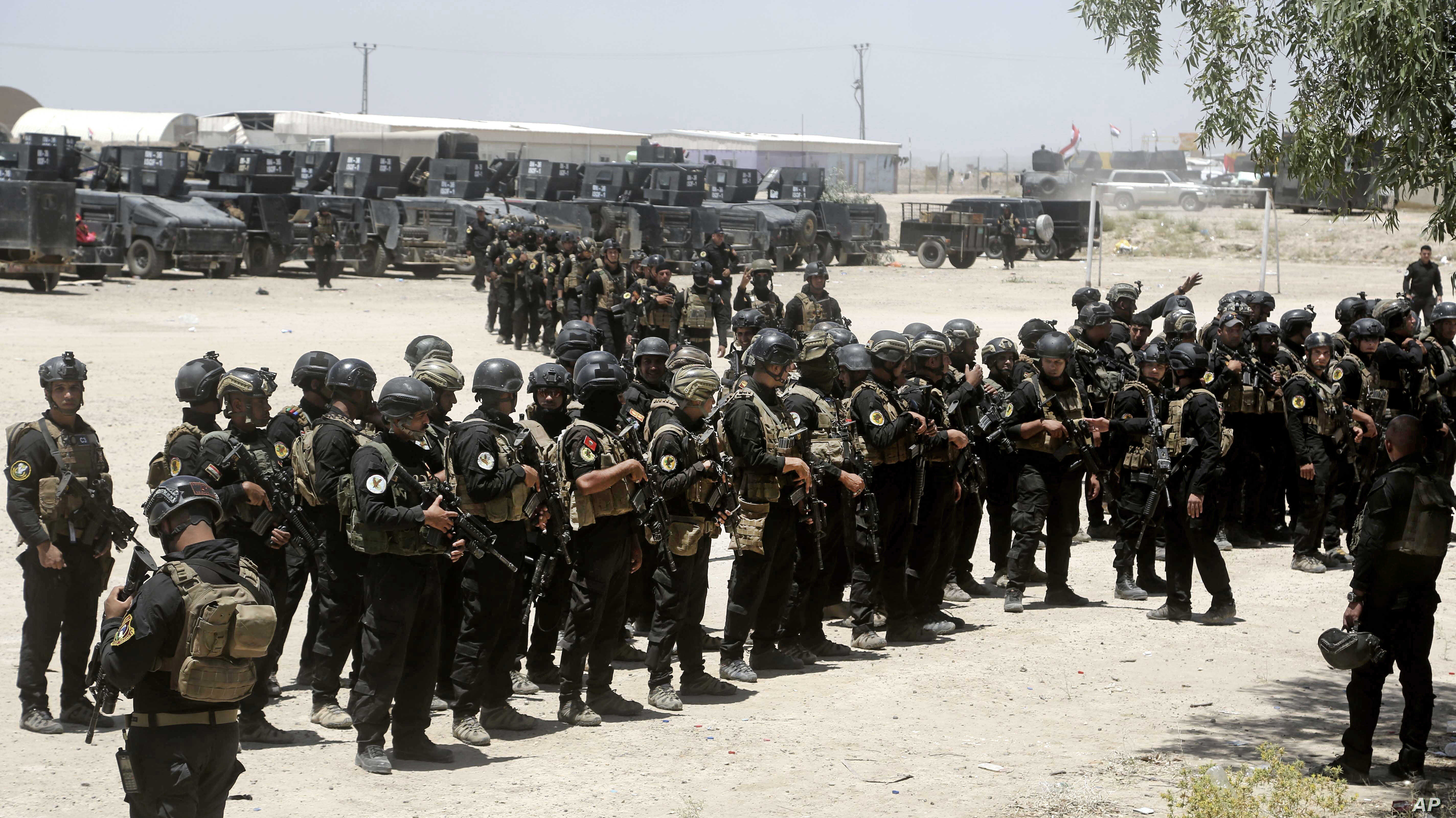 After Fallujah, Iraq Gears Up to Rid Mosul of Islamic State