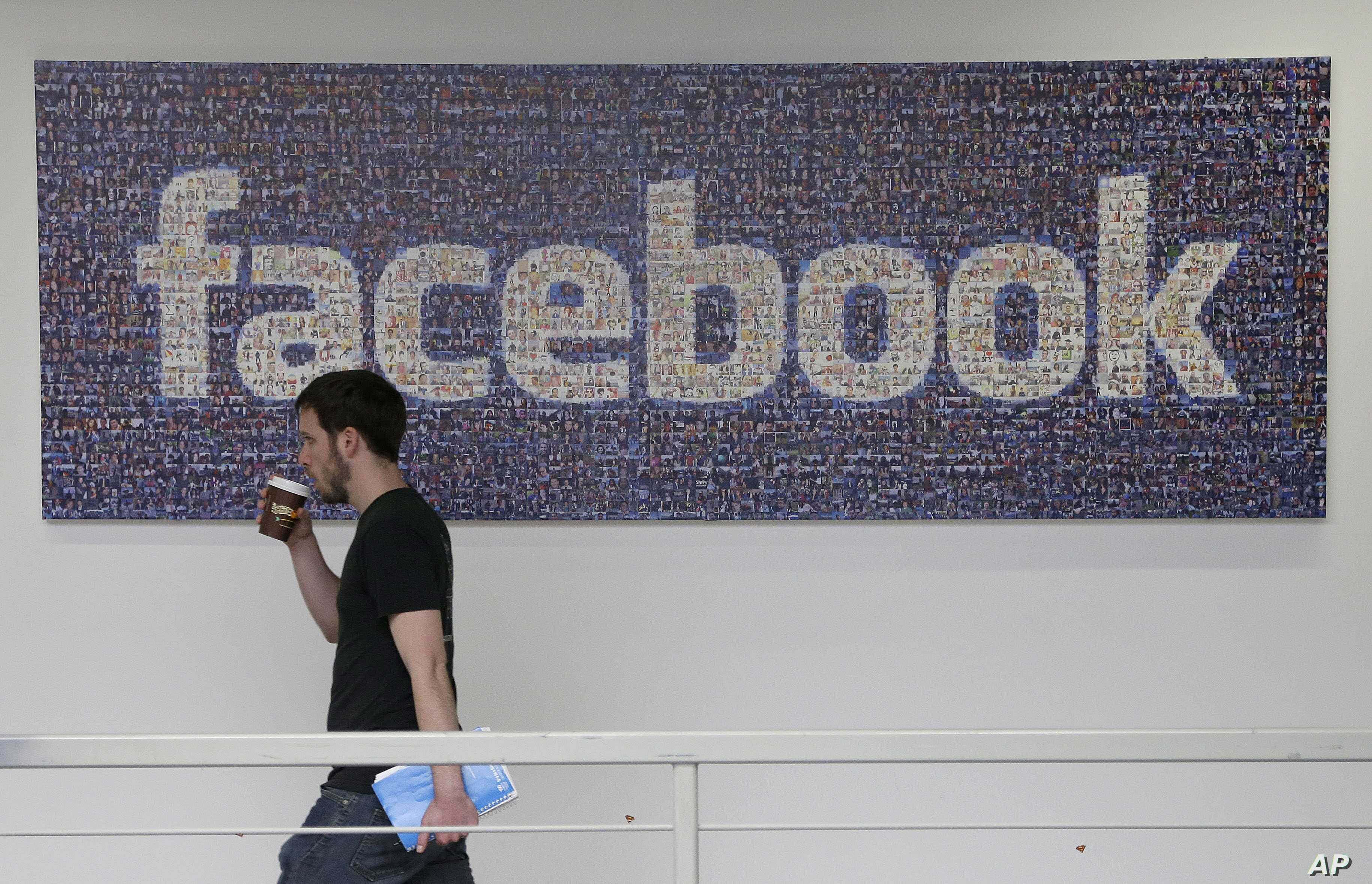 Facebook to Test Internet-access Drone This Year | Voice of America