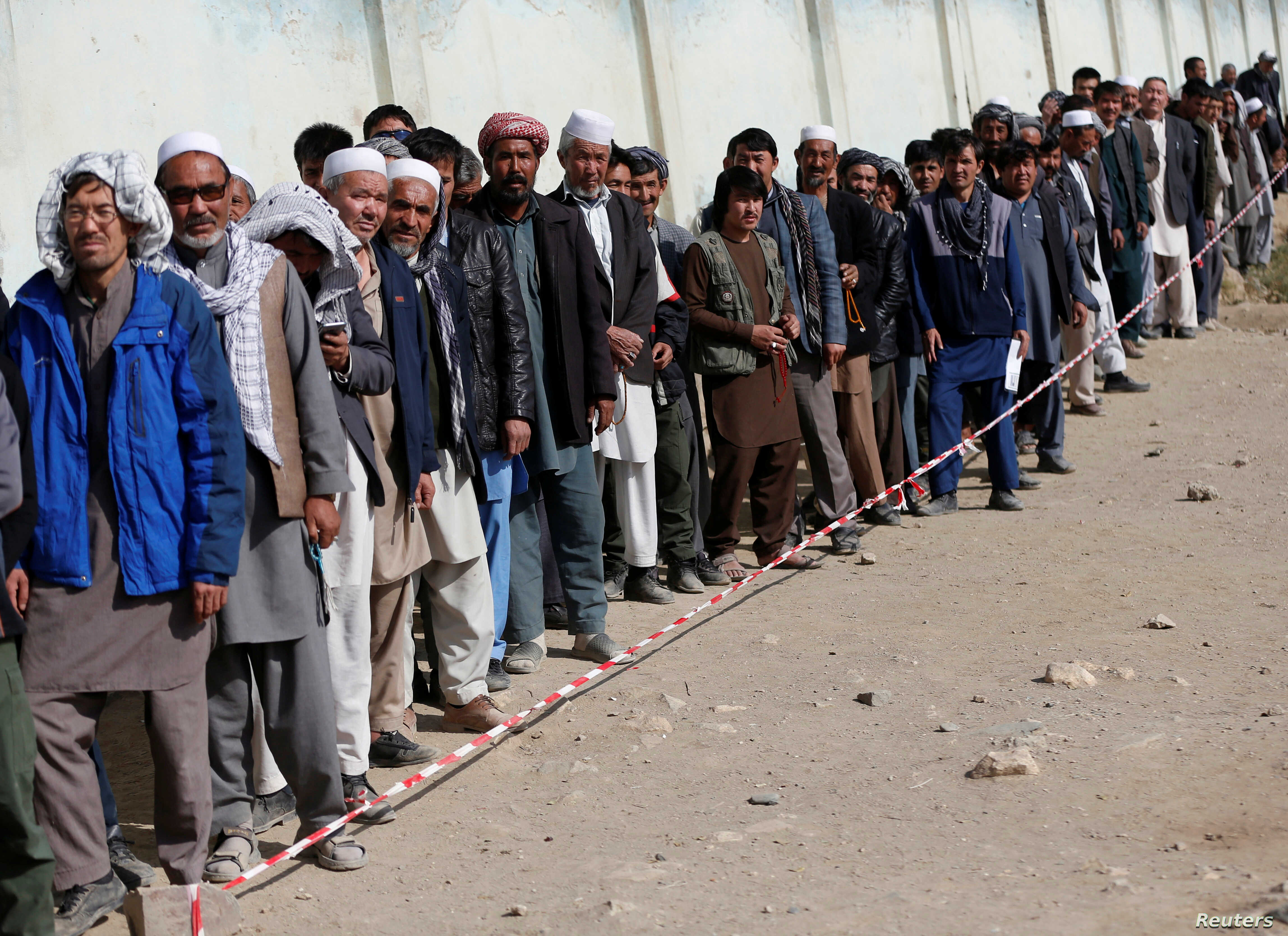 Afghan Presidential Polls Rescheduled for July 20 | Voice of