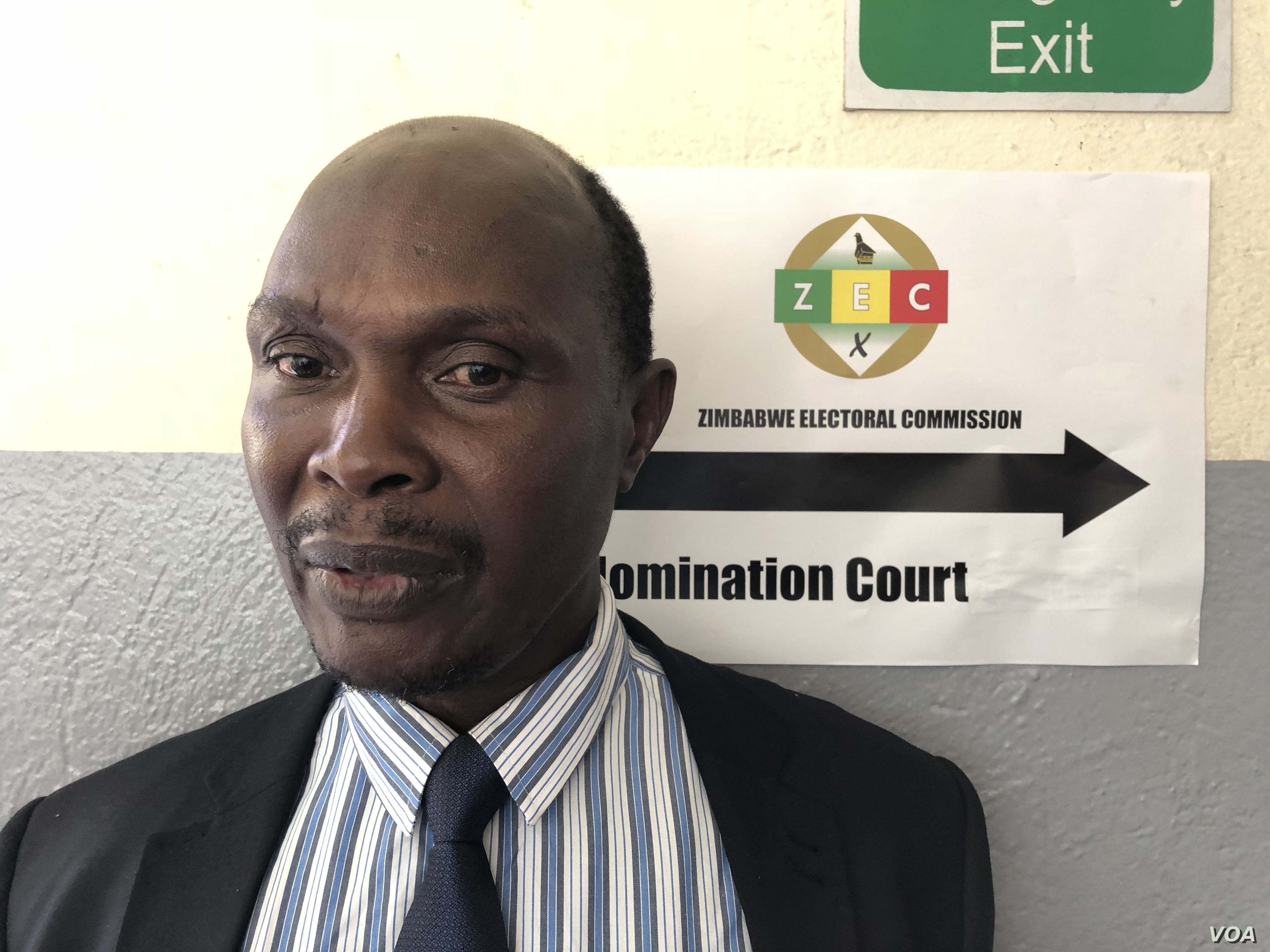 Mapfumo Peter Gava, the head of little known United Democratic Front, failed to register for the July 30 general election and said Zimbabwe Election Commission's refusal to give him the voter rolls made him unable to get enough nominees to support ...