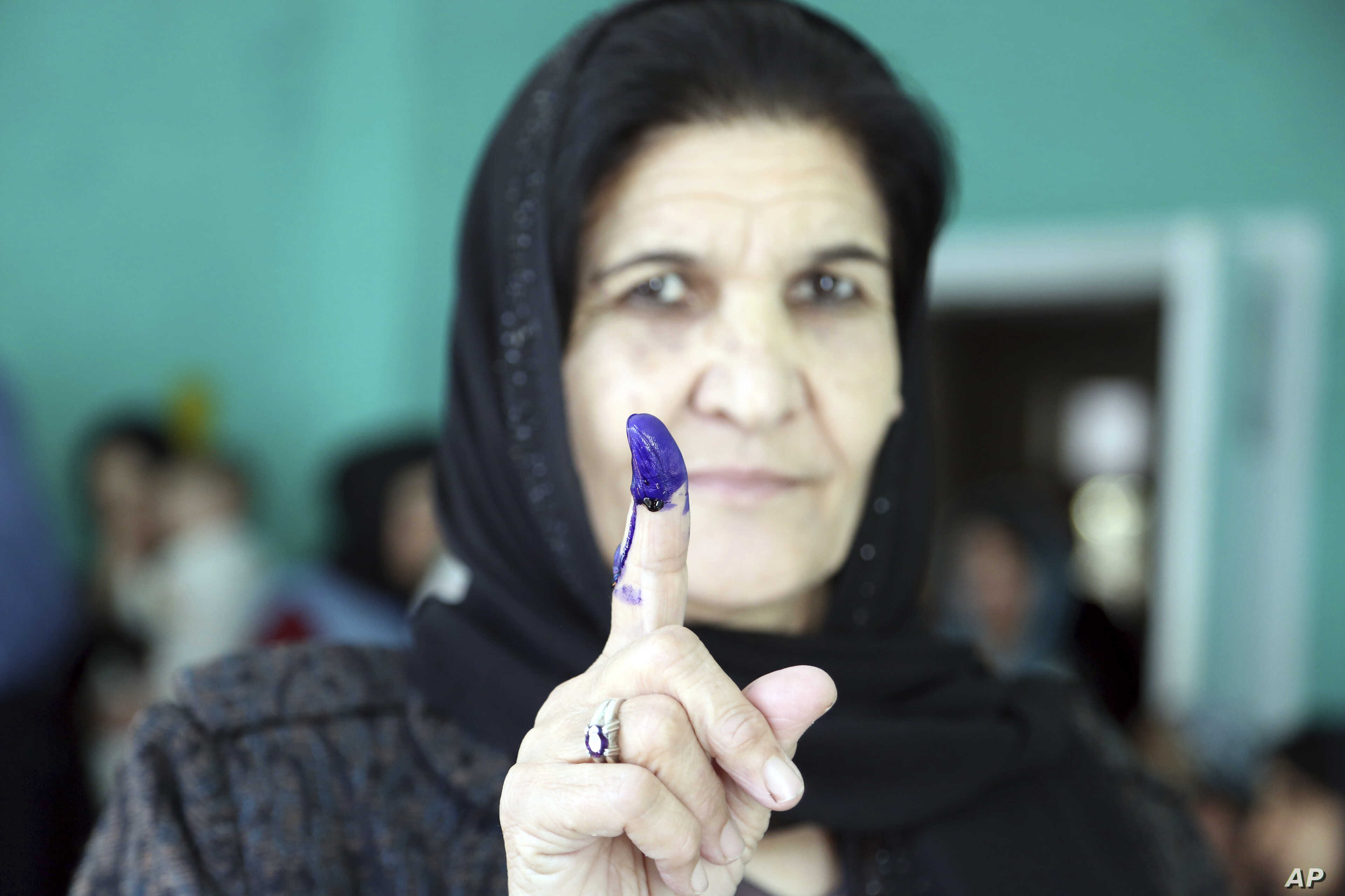 Day 2 of Afghan Vote After Technical Issues, Attacks | Voice