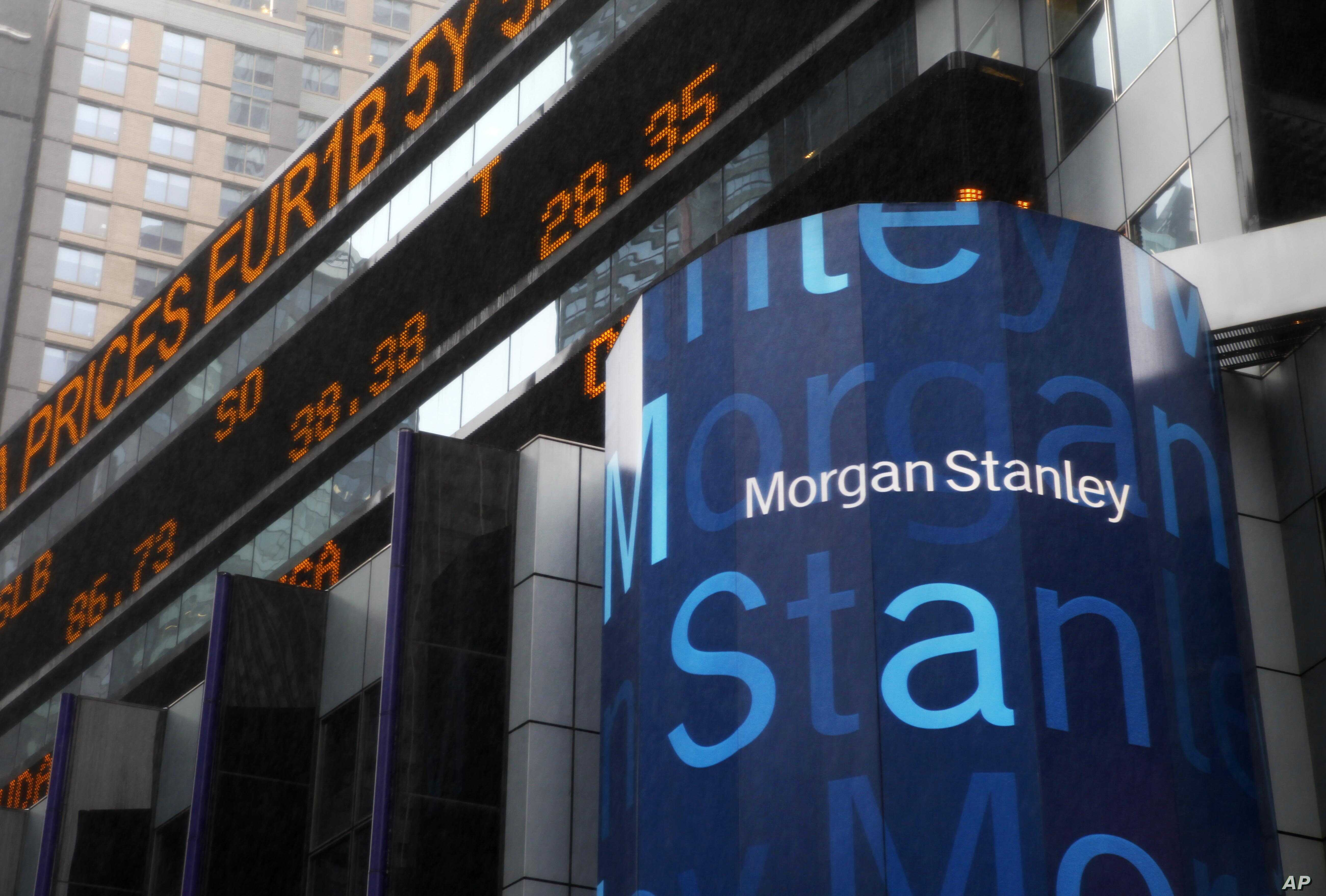 Morgan Stanley Looks to Savings Accounts to Boost Profits