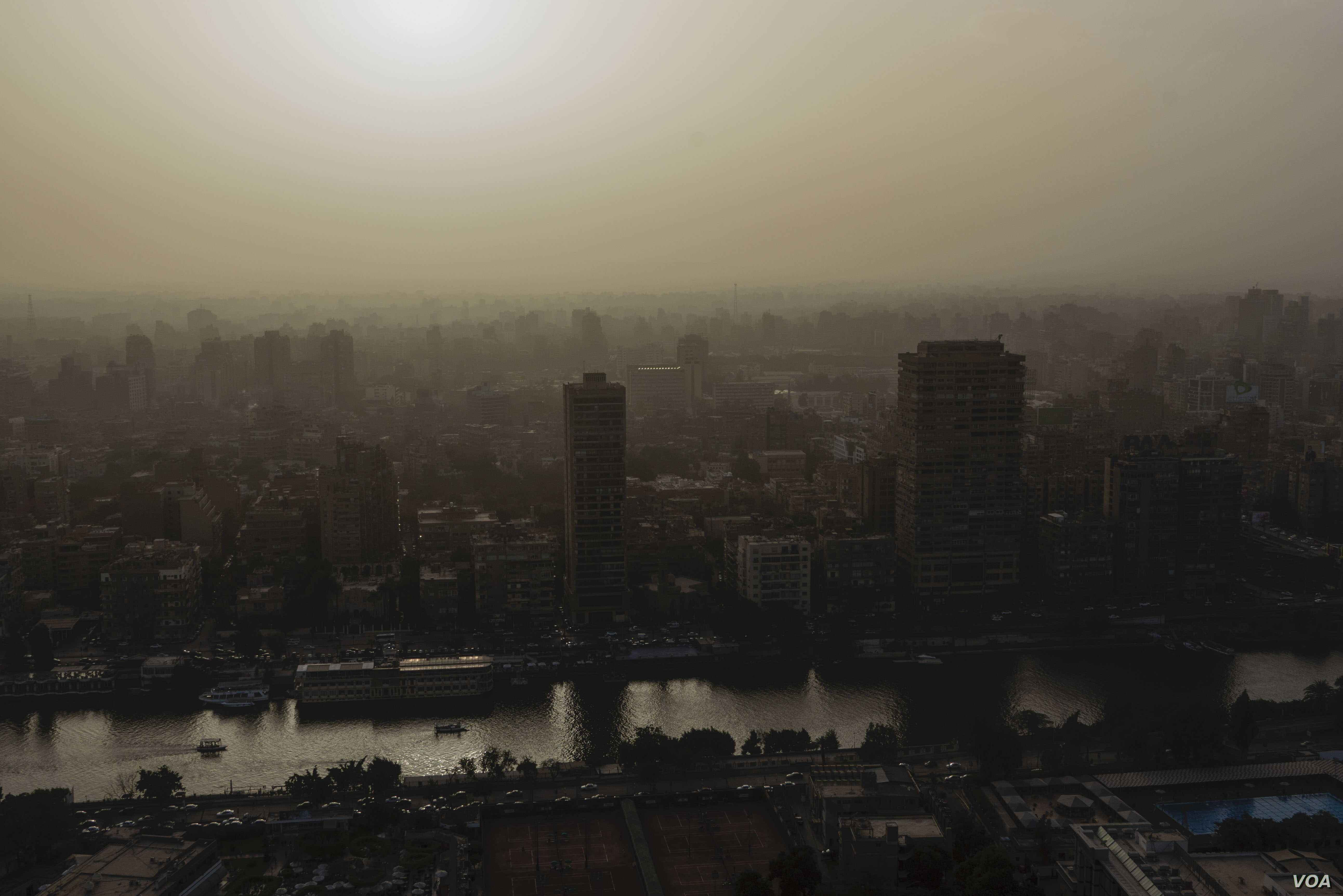 Ethiopia's Huge Dam Causes Worry in Egypt | Voice of America