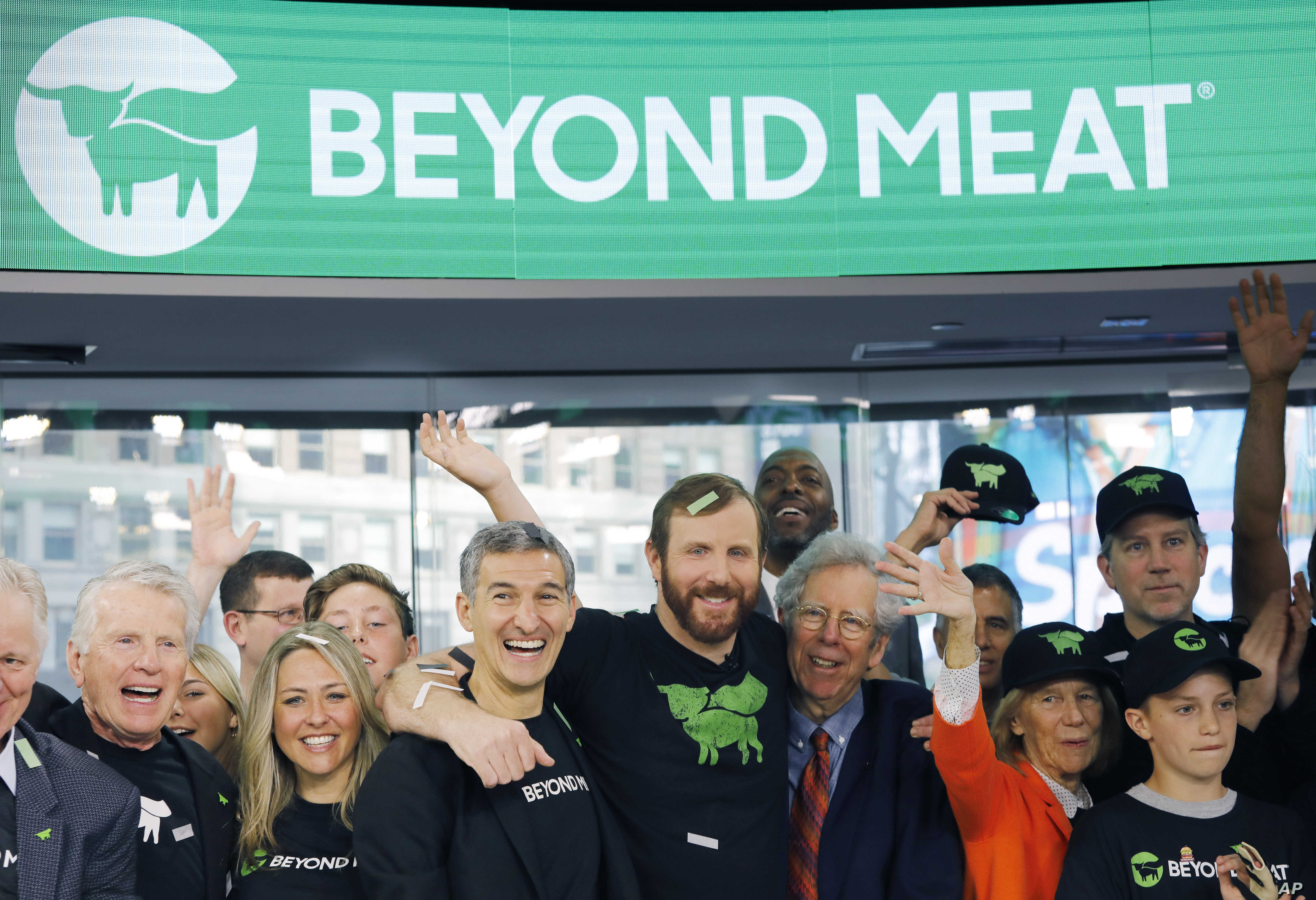Beyond meat ipo open