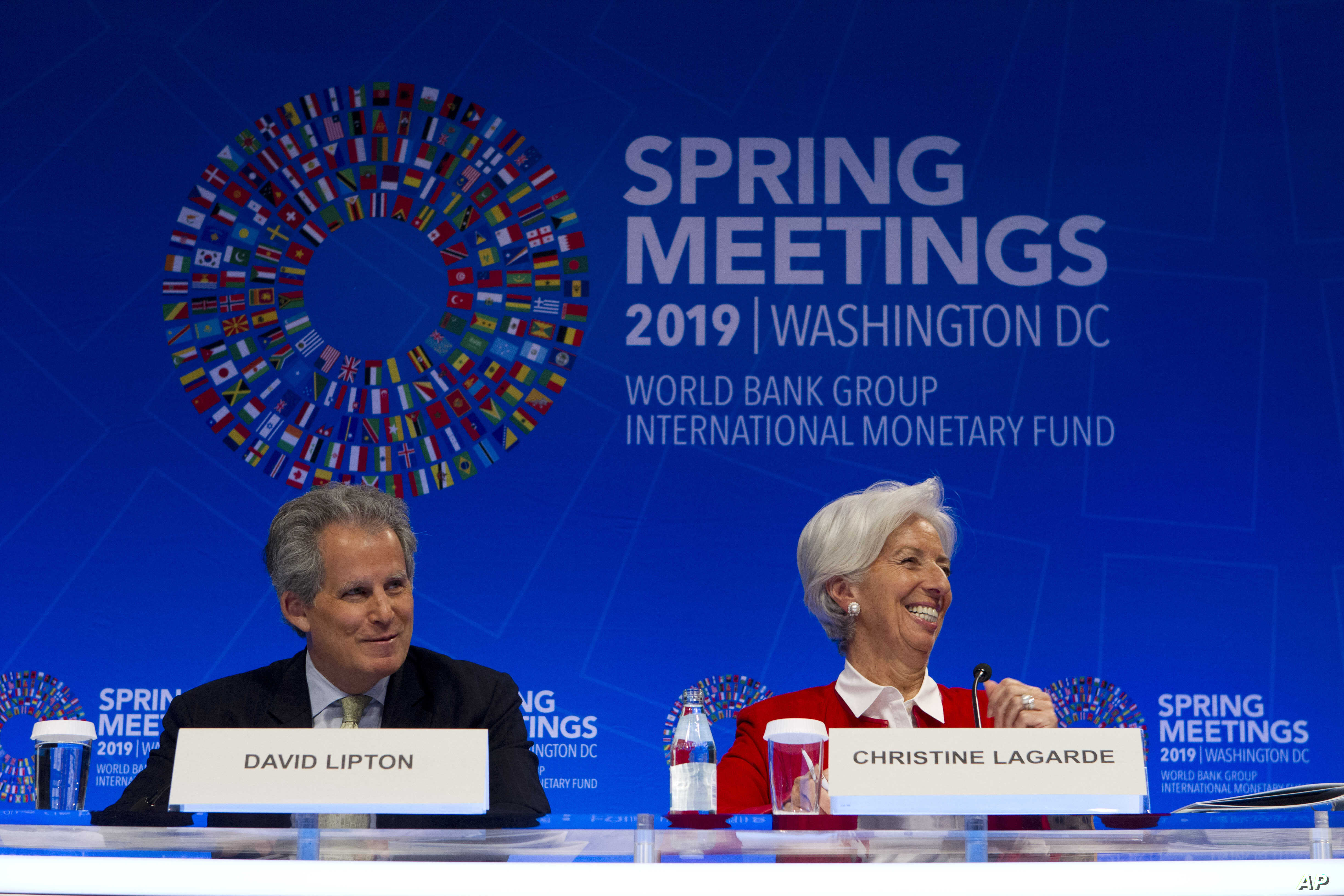 Venezuela Leadership Issue Still Blocking IMF, World Bank