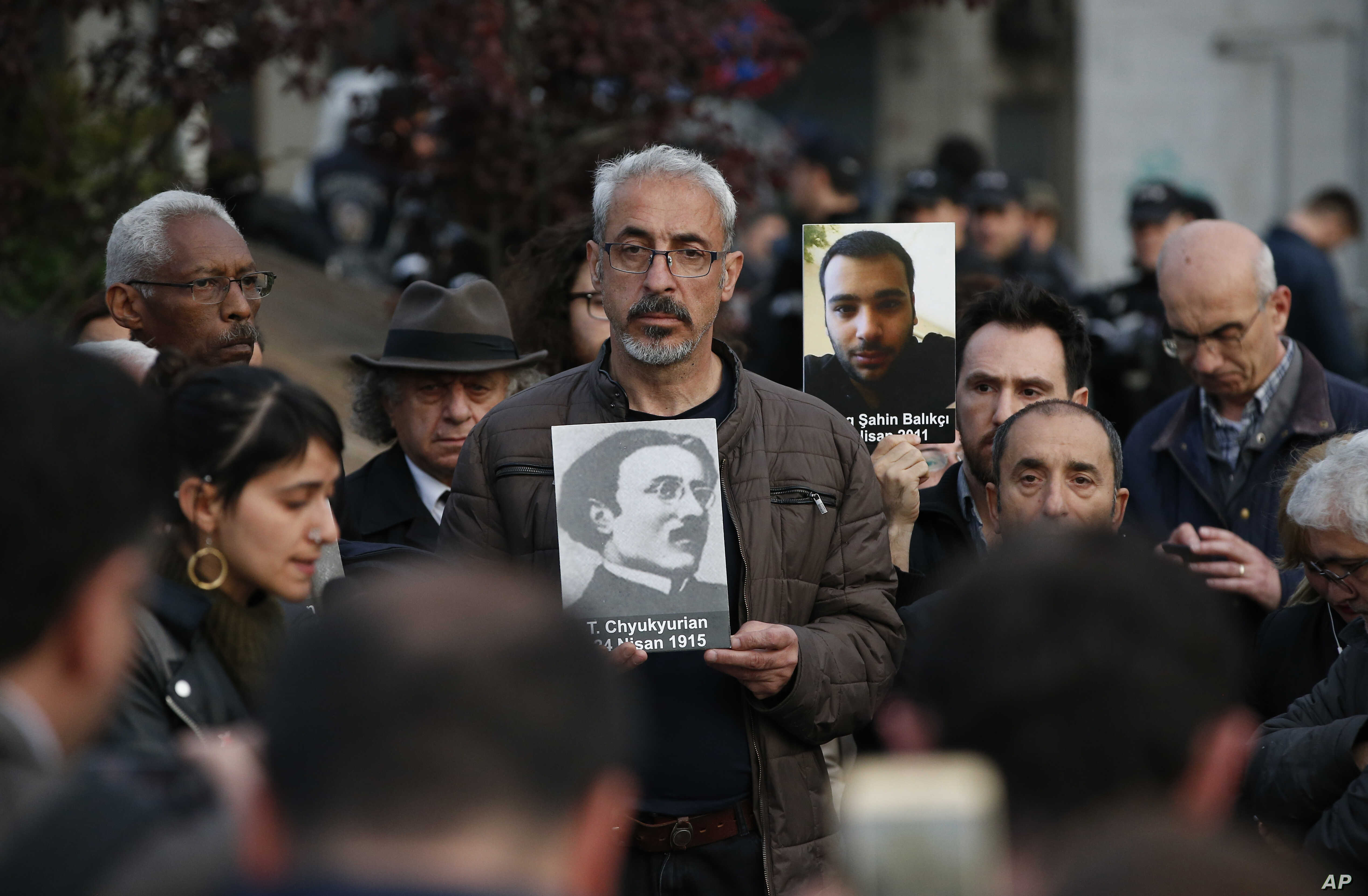 Turkey Furious at France, US Over Armenian Remembrance