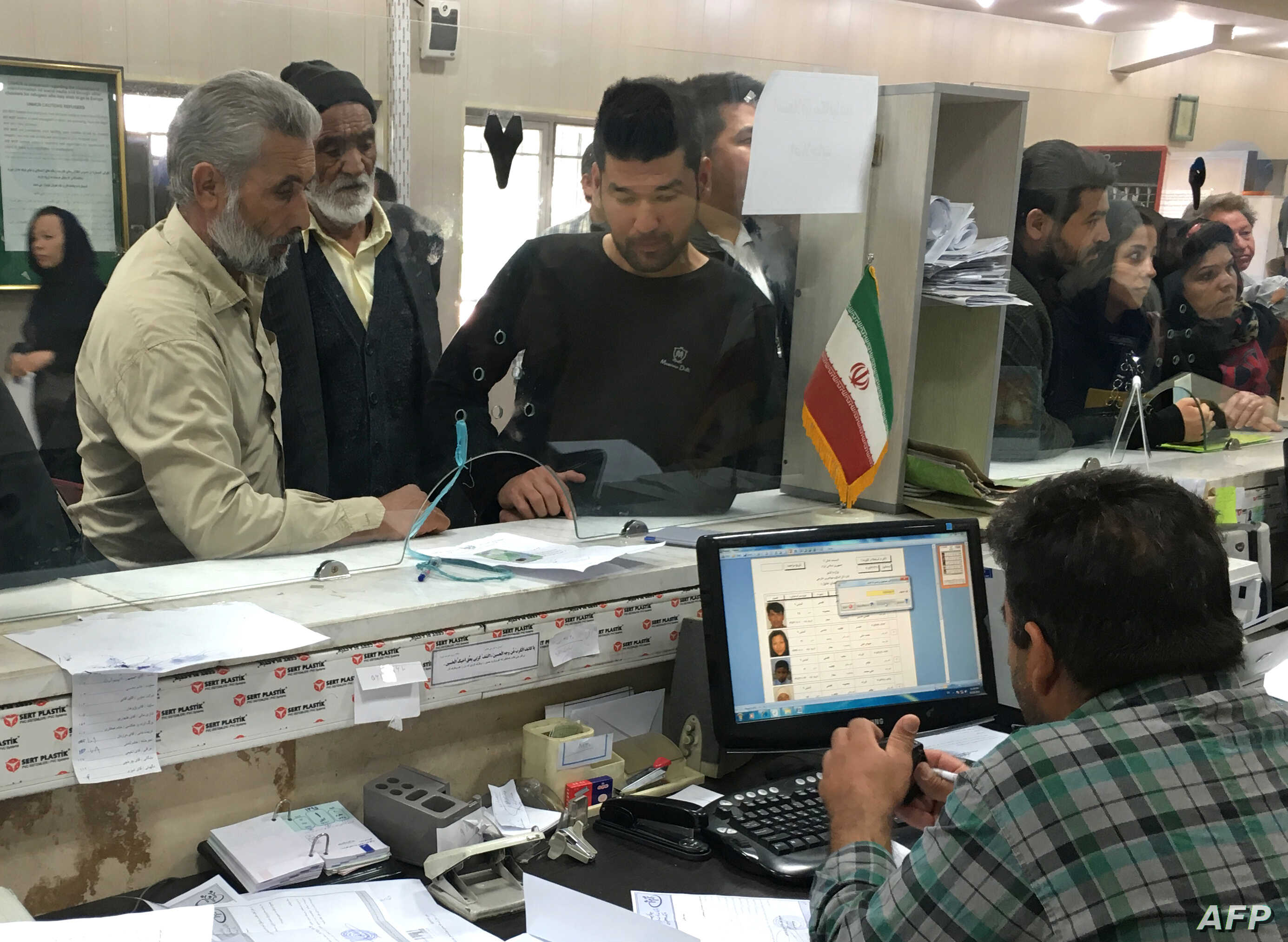 Iran Criticized for Threat to Deport Afghan Refugees | Voice of