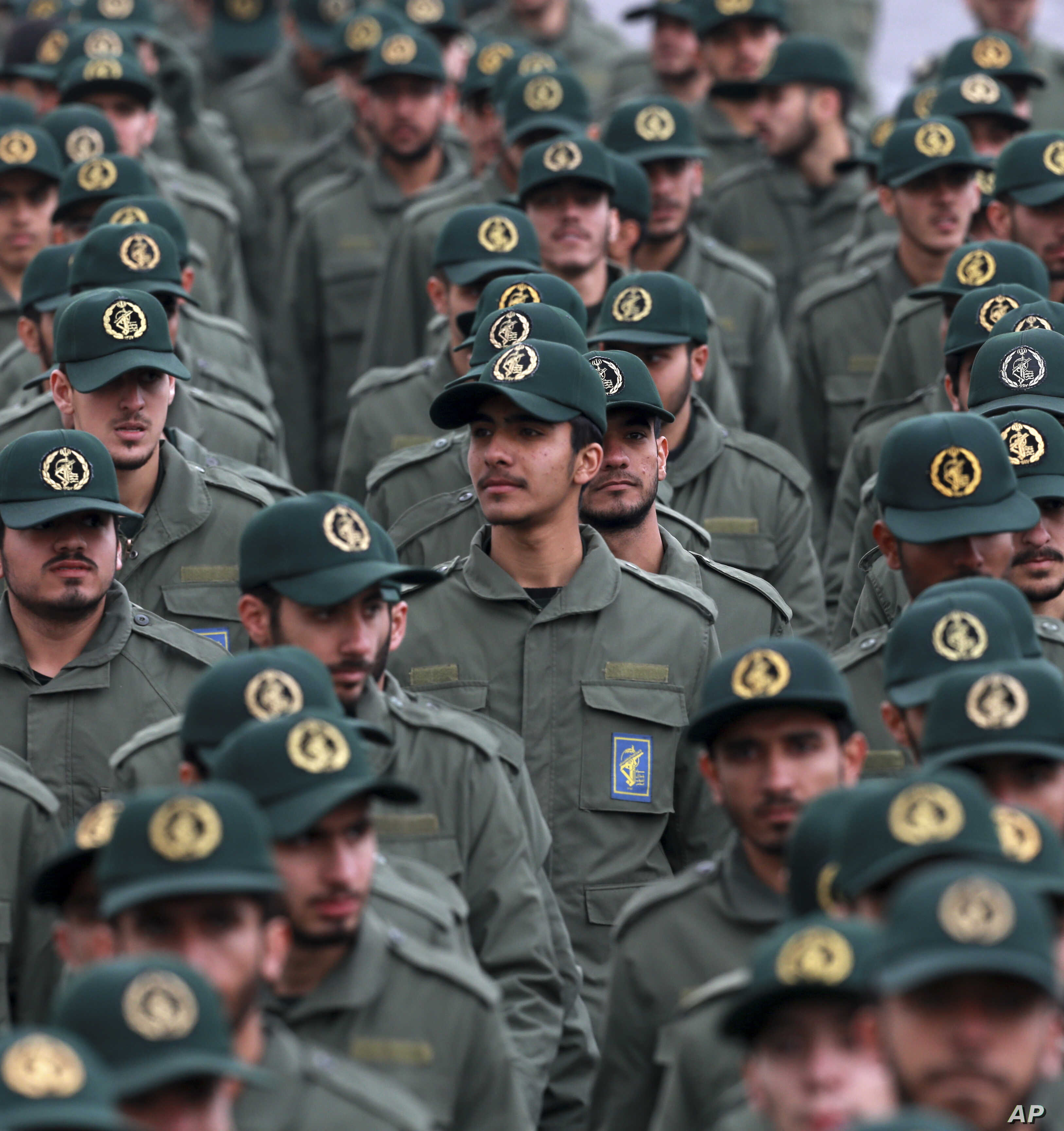 Experts: IRGC Terror Label Could Fuel US-Iran Tension
