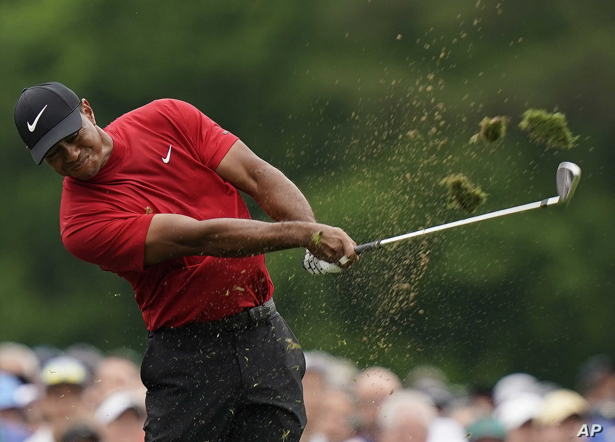 Tiger Woods' Victory in Masters a Win for Golf Business