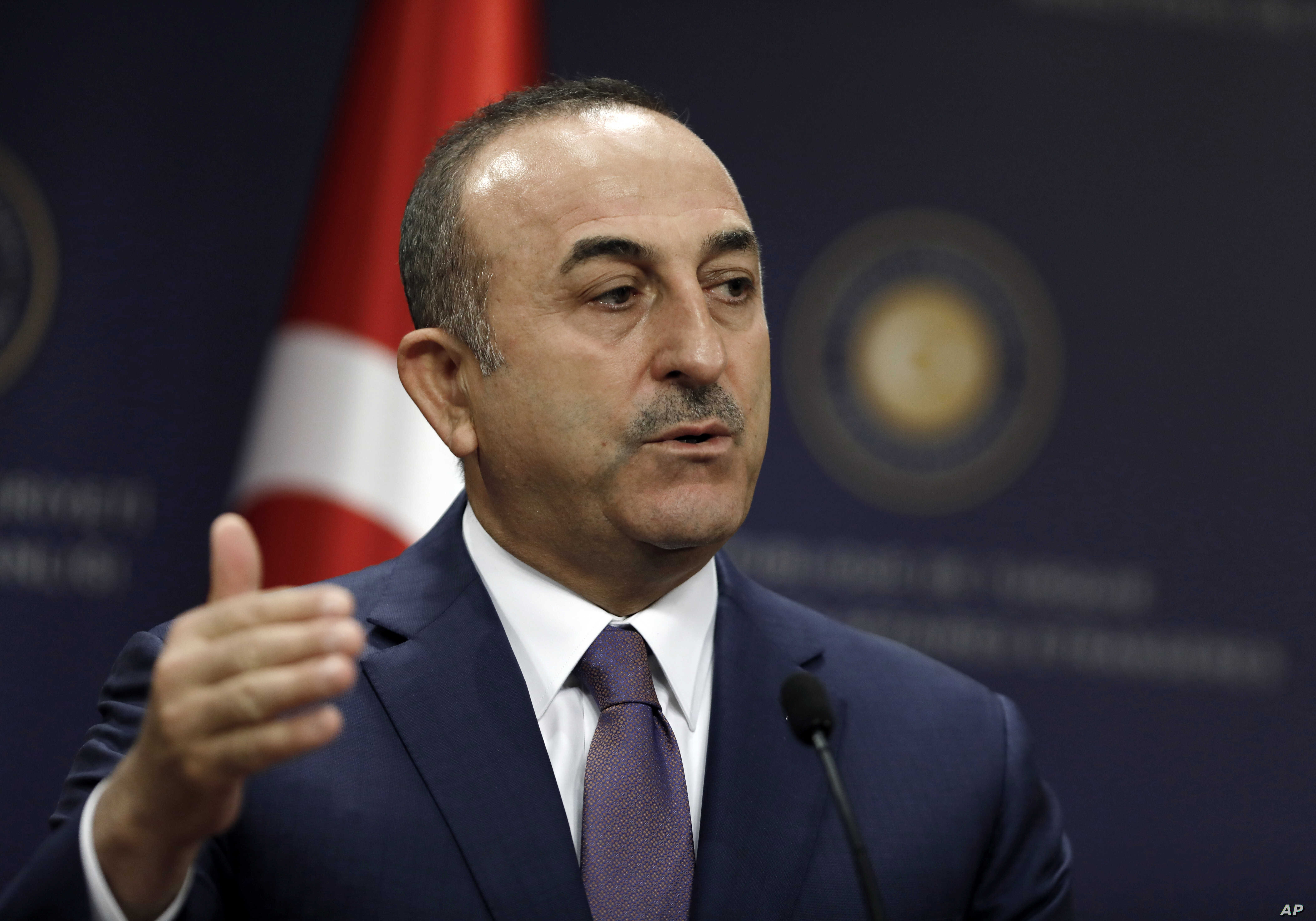 Turkey Slams US as Tensions Escalate Over Iranian Sanctions
