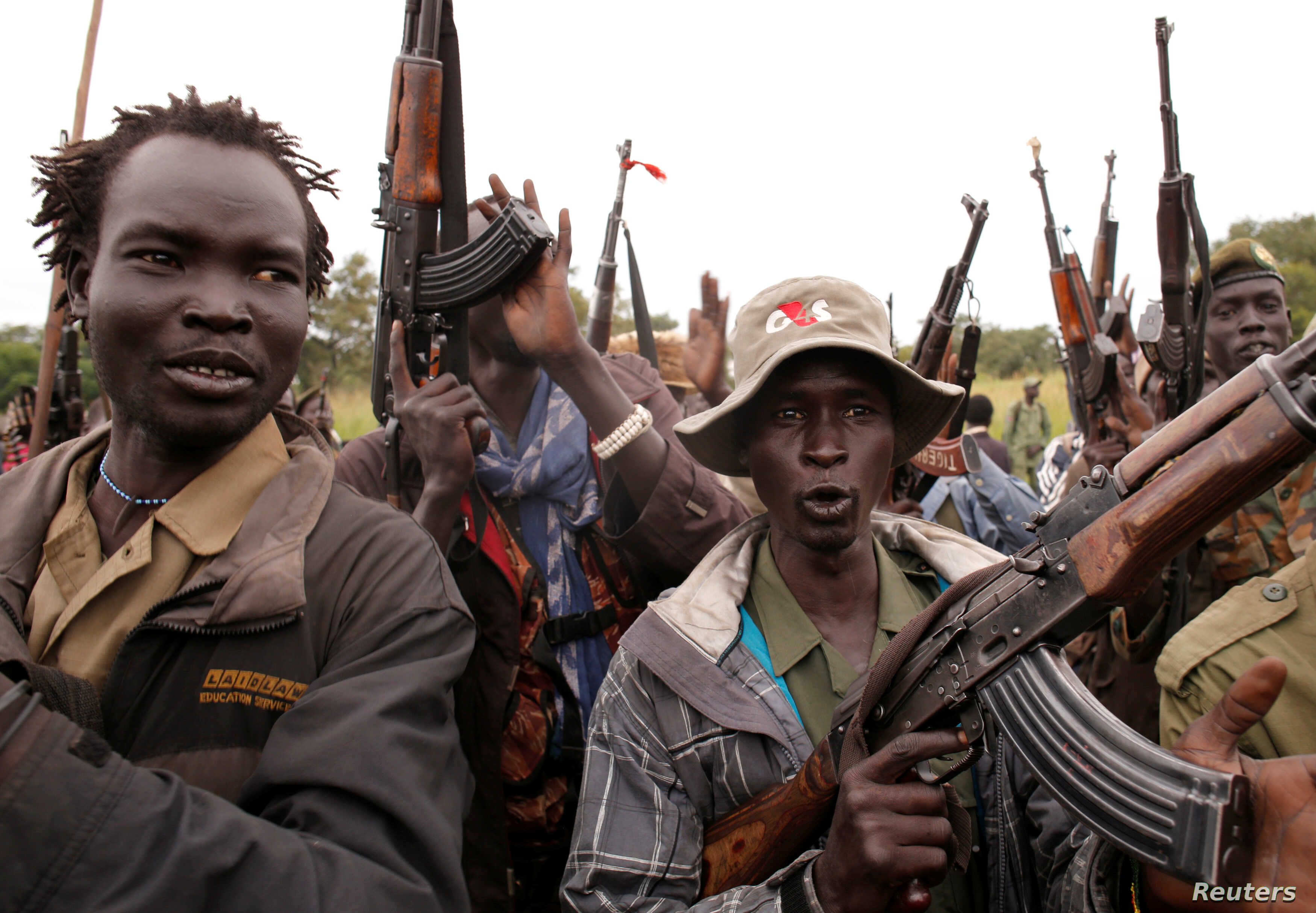 At least 100 civilians killed in South Sudan after peace deal