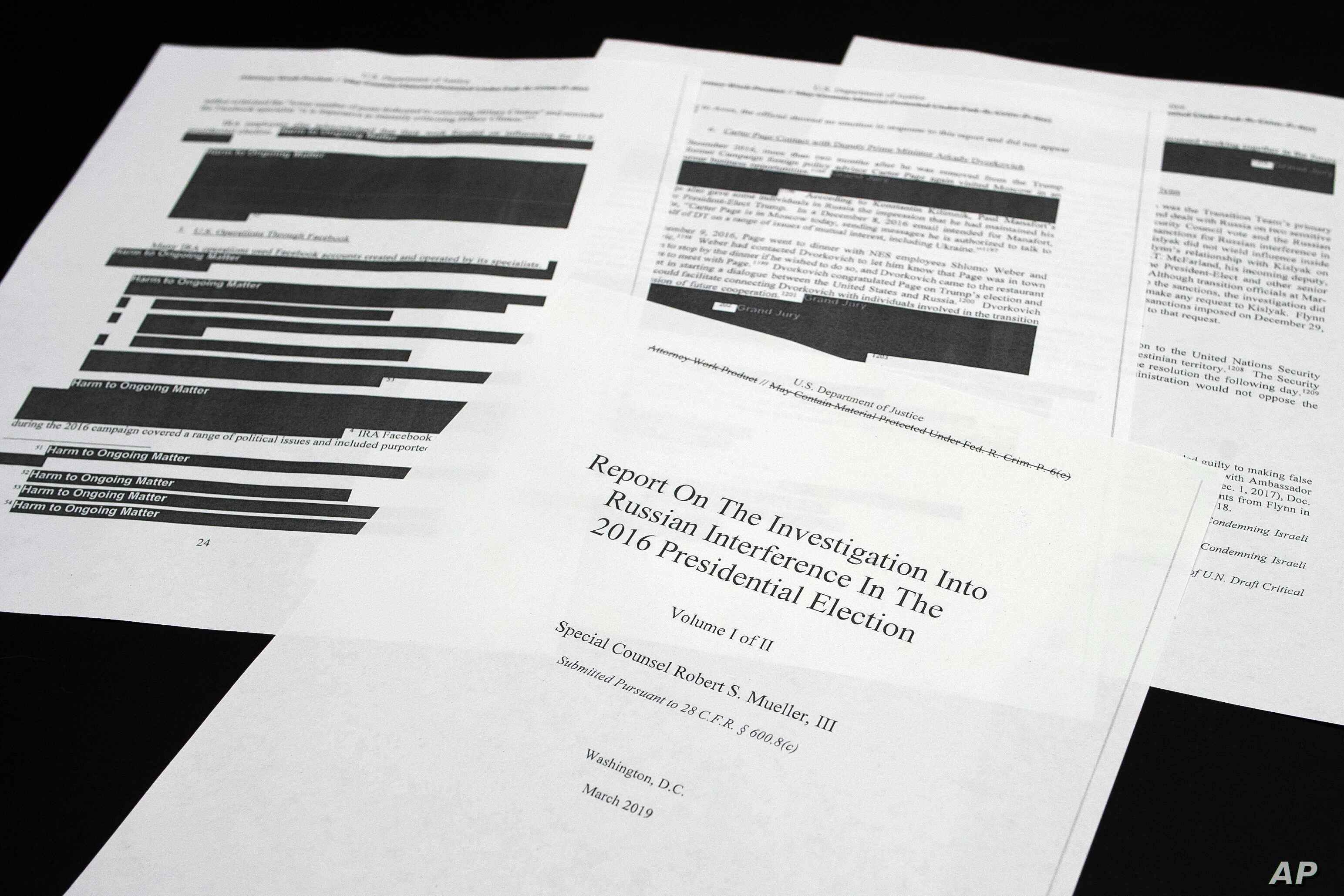 Long-Awaited Mueller Report Is Finally Out — Now What? | Voice of