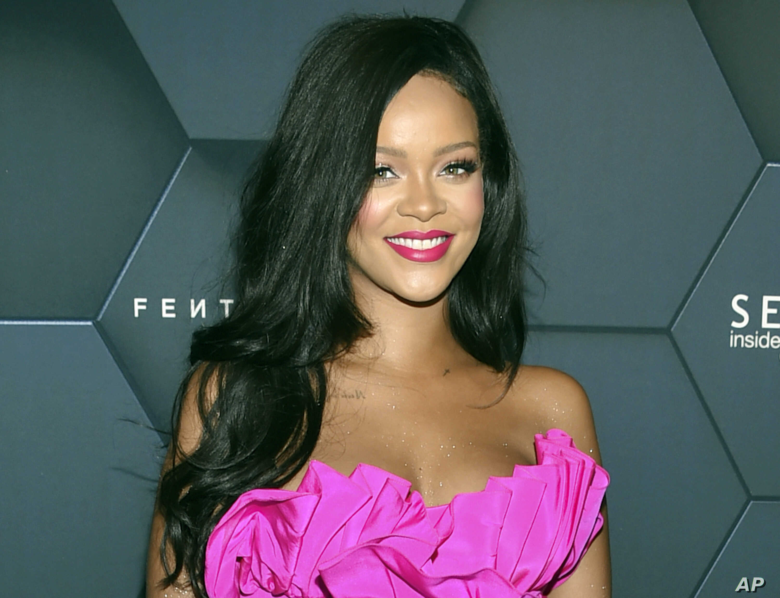 Luxury Group LVMH Teams Up with Rihanna for New Fashion Brand