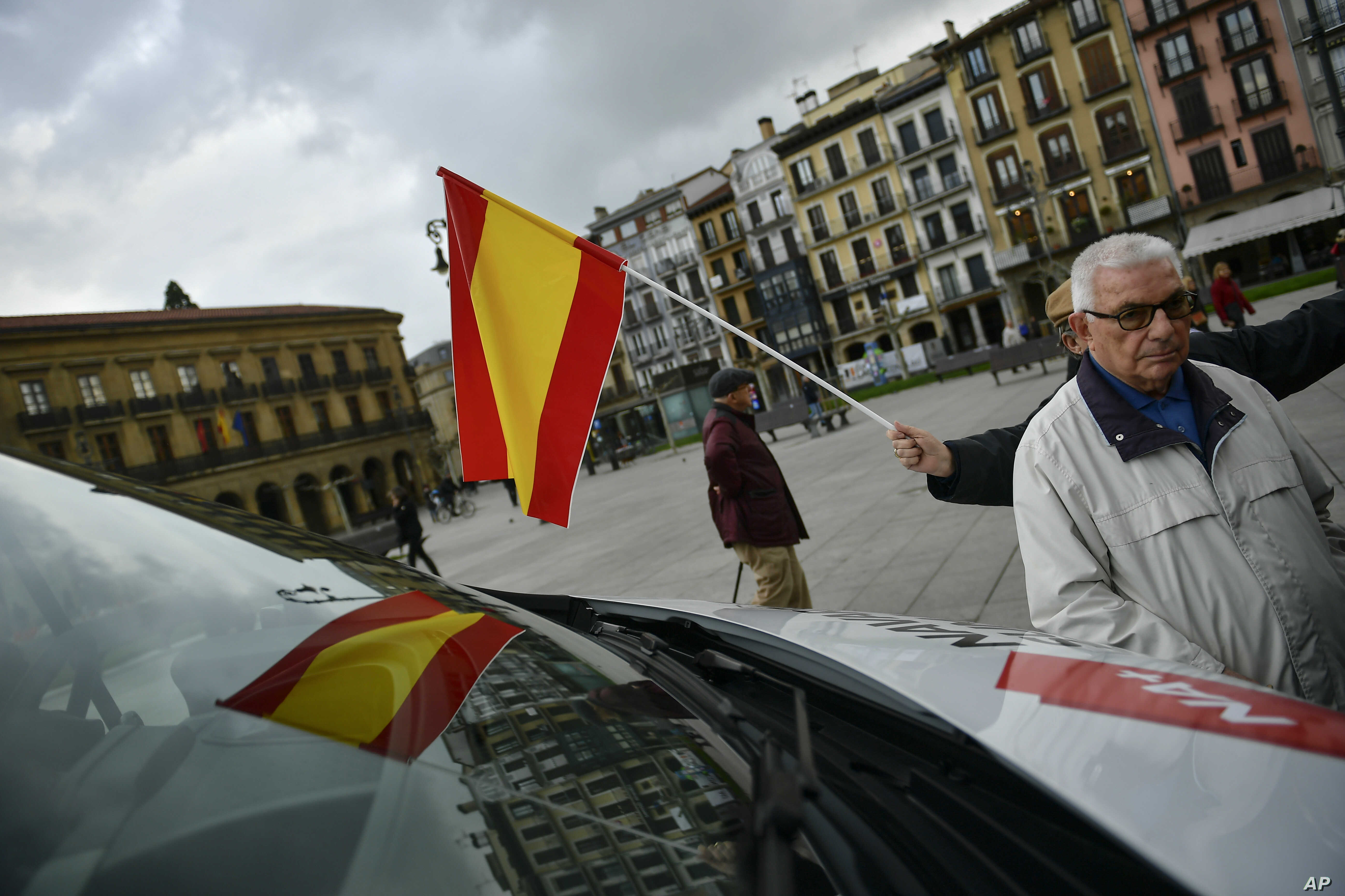 A Look At The Candidates In Spain S General Election Voice Of