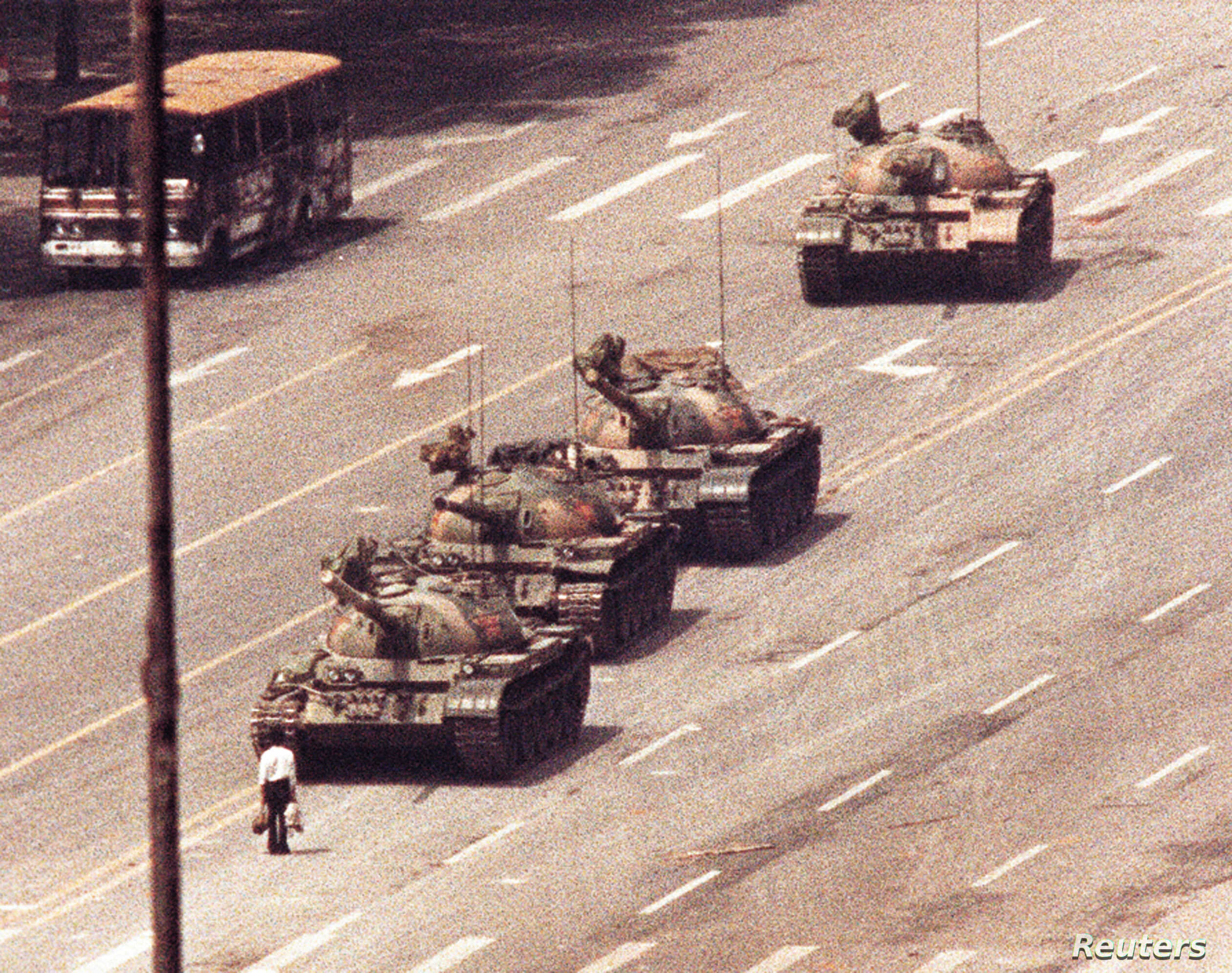 US Salutes 'Heroes' of Tiananmen Square Protests Killed by