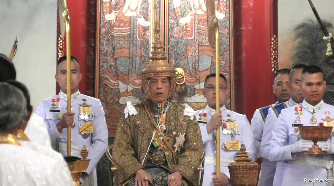Thai King Officially Crowned, Cementing Royal Authority
