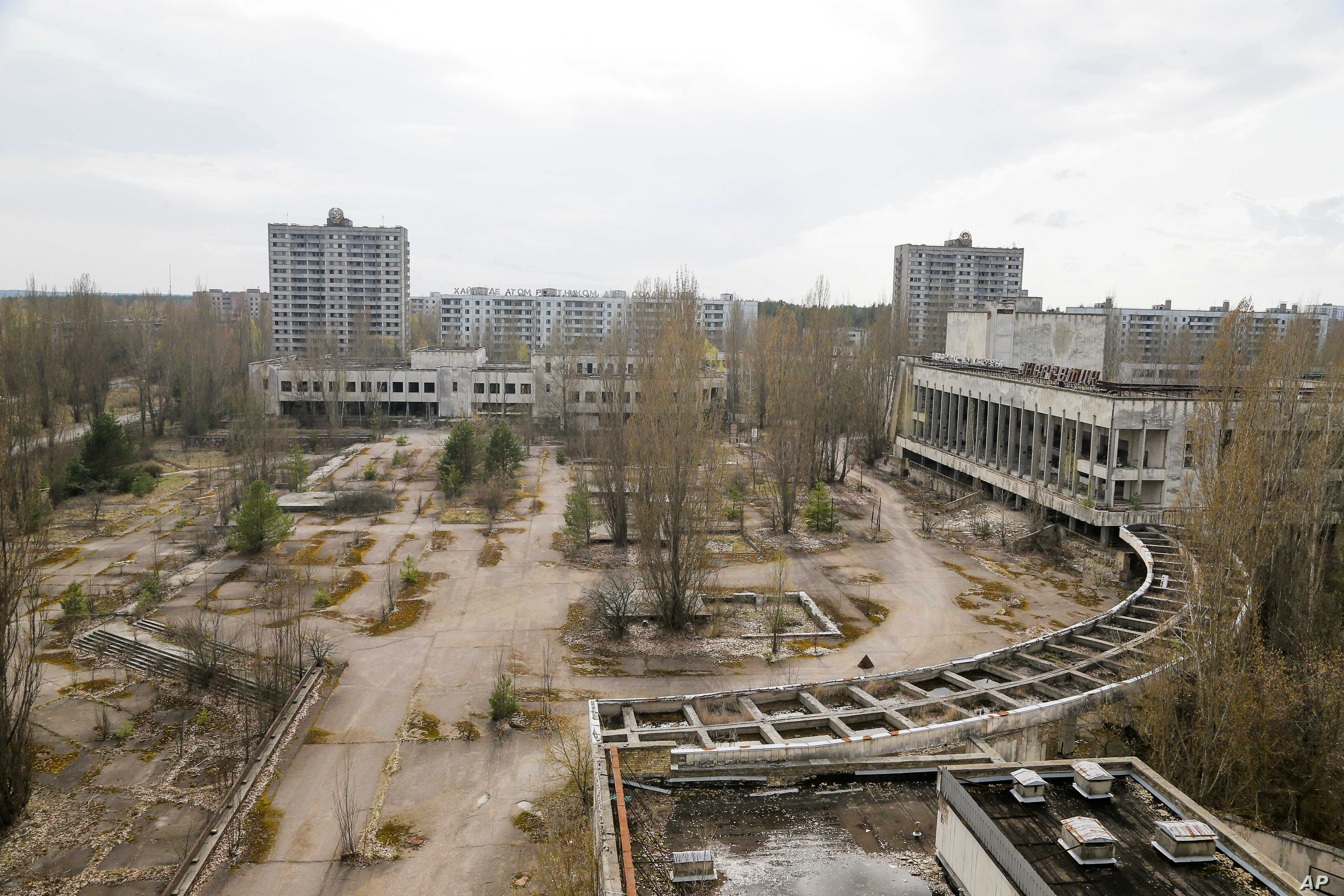 Look Back | Chernobyl, 30 years after nuclear power plant ... |Chernobyl Reactor Meltdown