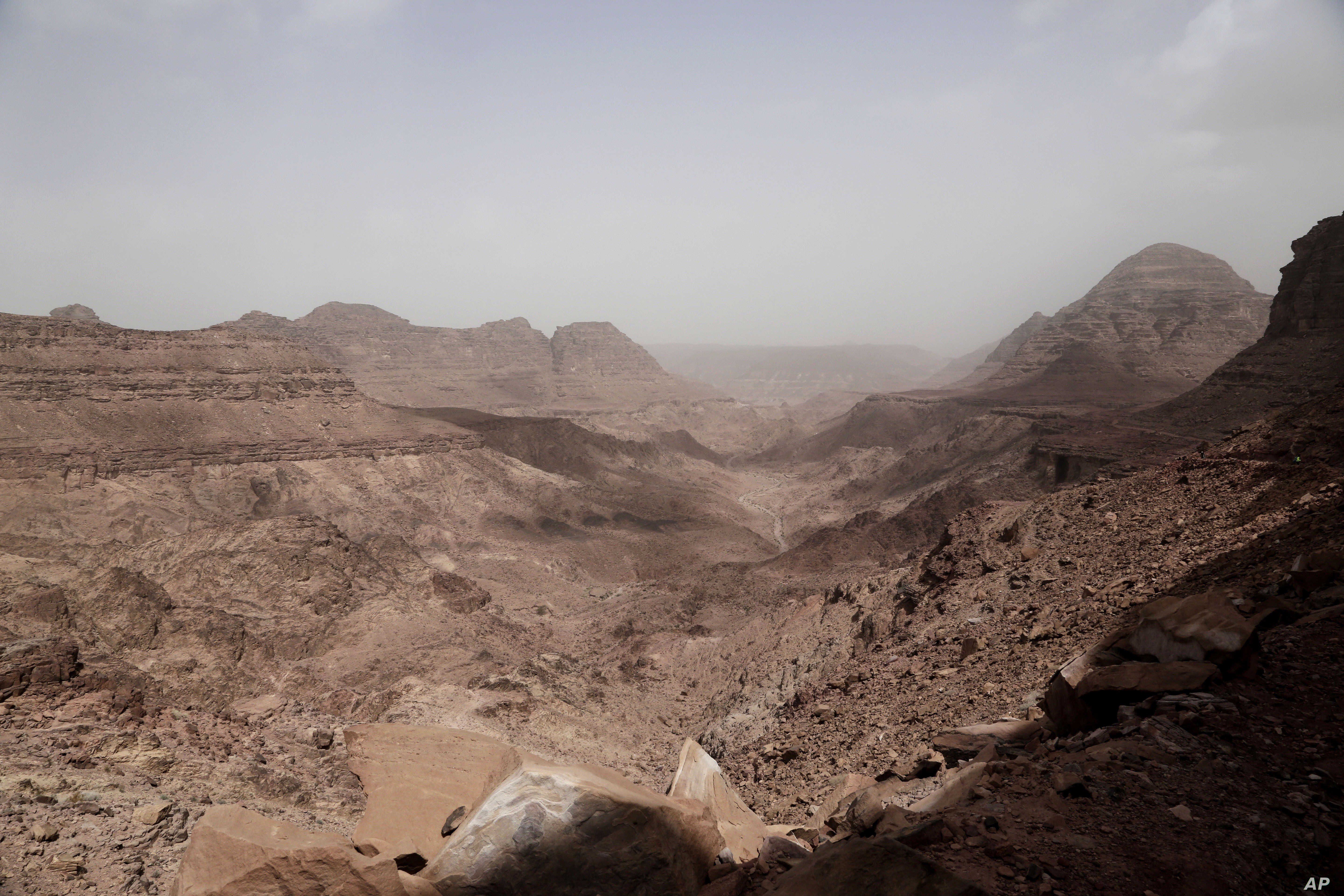 In a First, Bedouin Women Lead Tours in Egypt's Sinai
