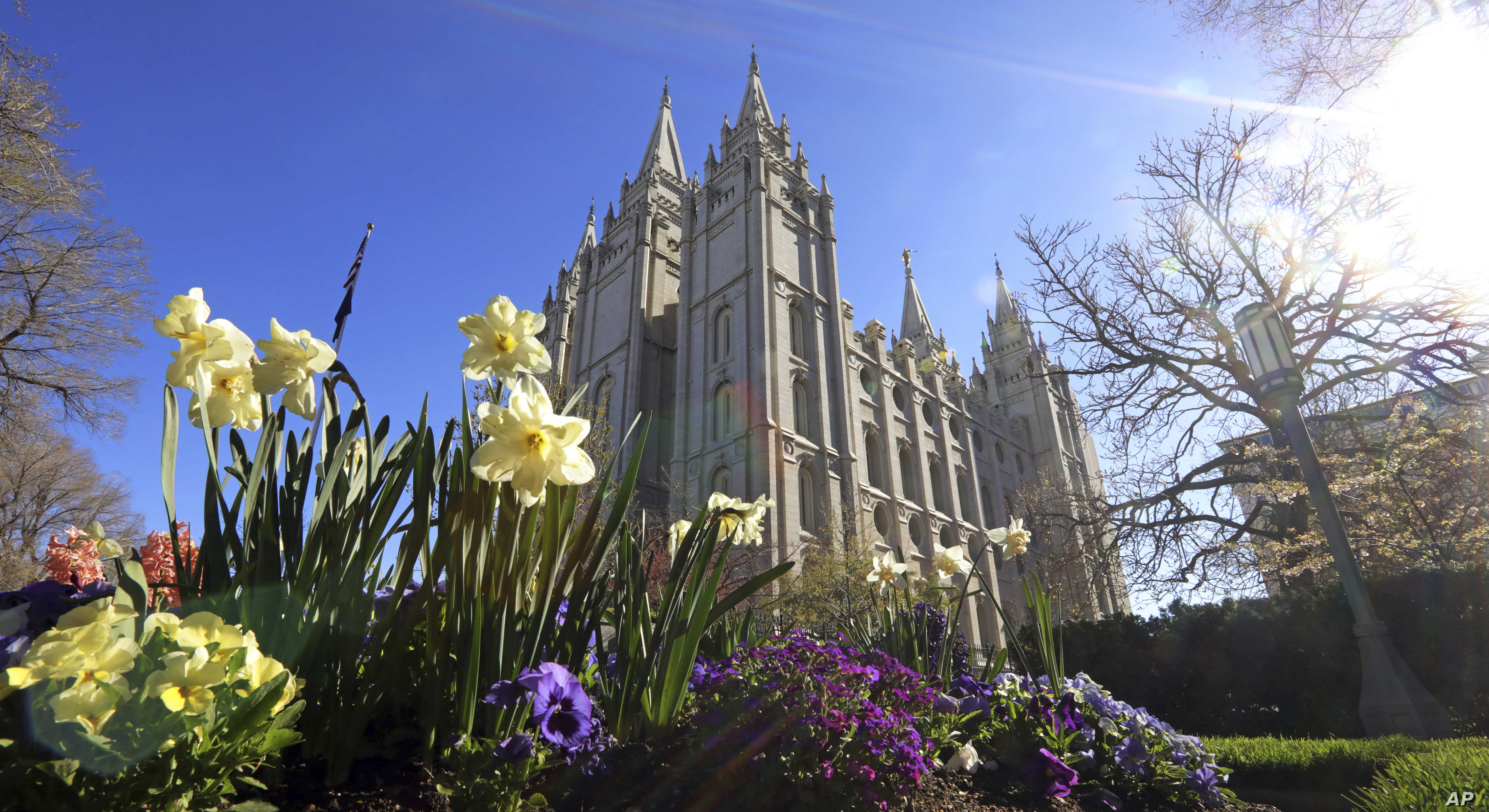 Salt Lake Temple Closing for Four-Year Renovation | Voice of America