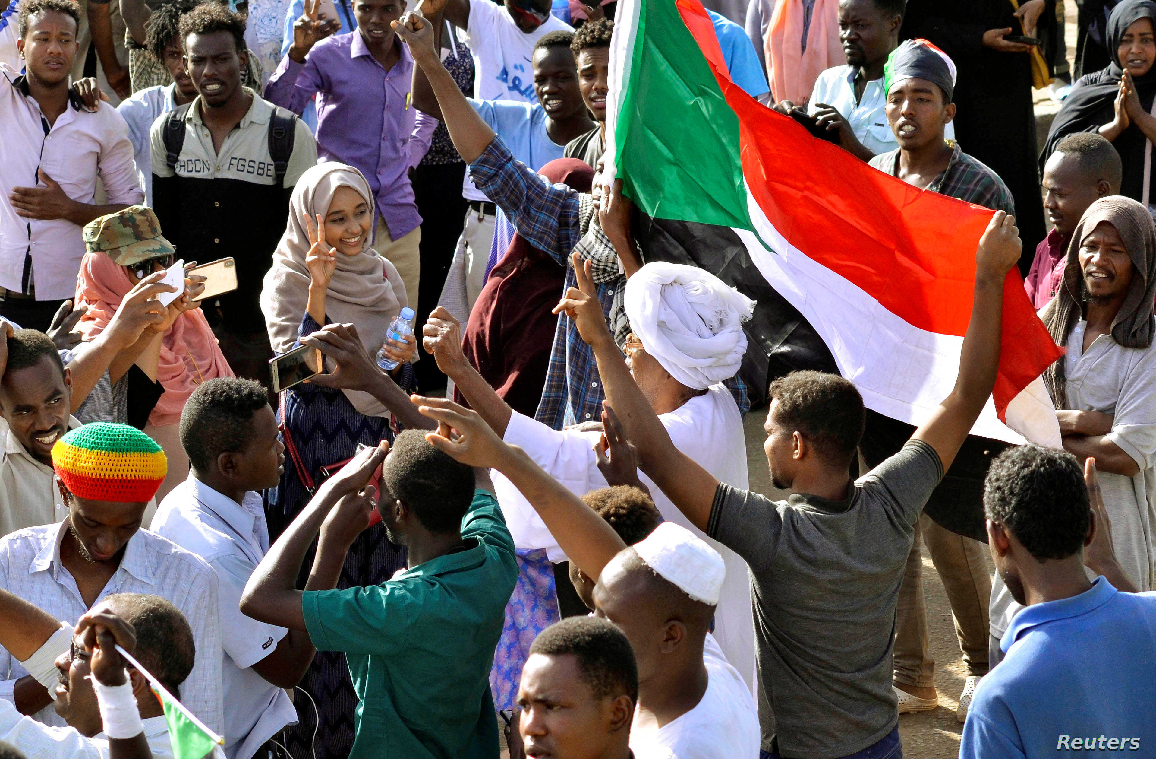 Sudan's New Military Council Leader Promises Civilian Rule Within 2