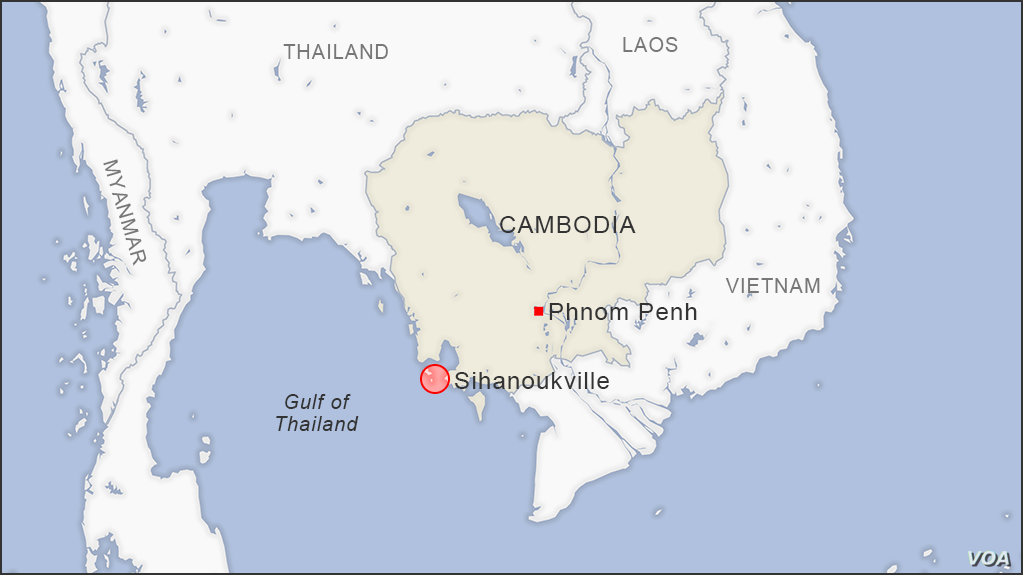 China strikes secret deal to allow armed forces at Cambodian naval base