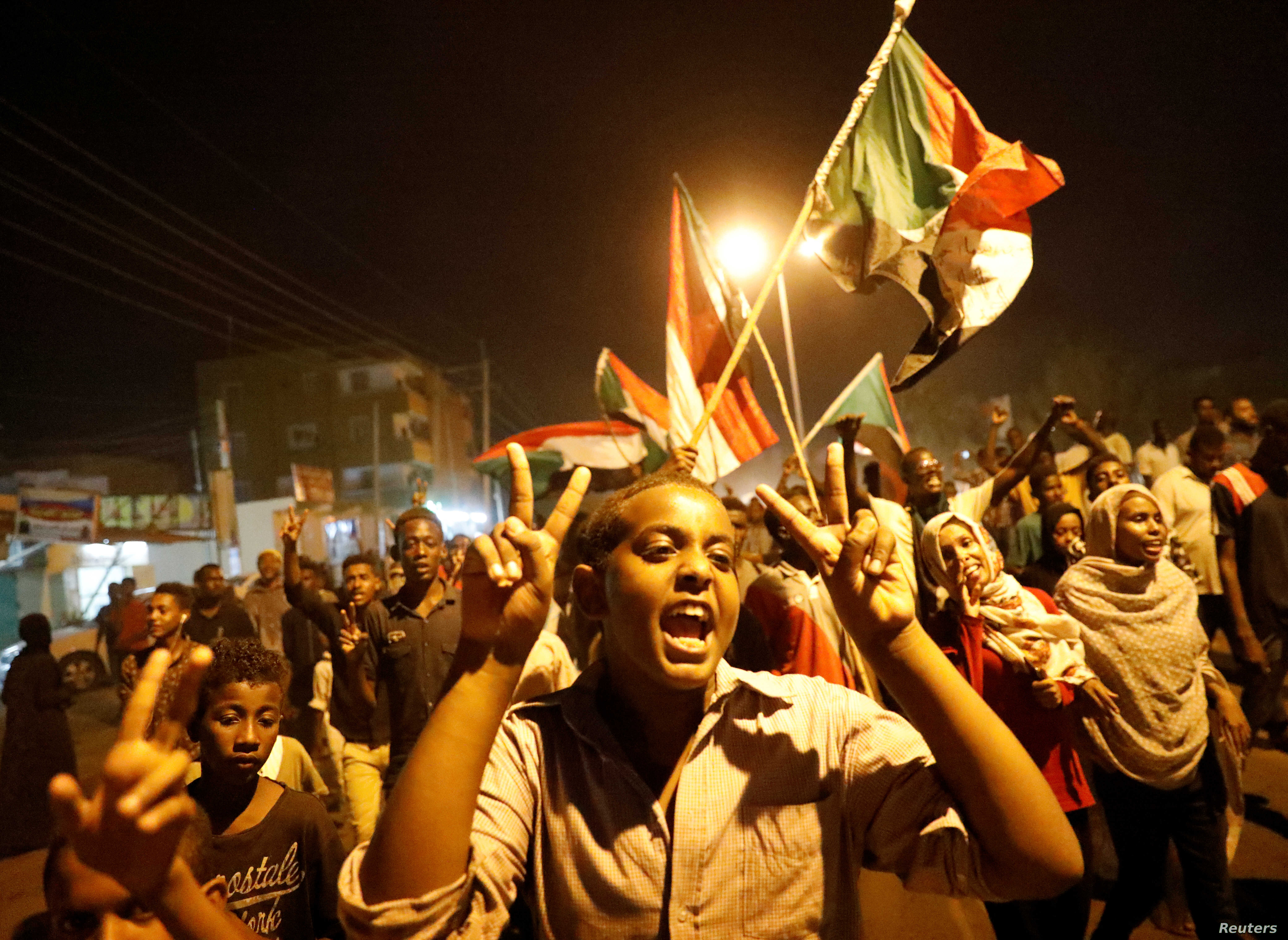 Sudan's Protesters Accept Roadmap for Civilian Rule | Voice of ... on damascus road map, prague road map, lagos road map, kathmandu road map, santo domingo road map, karachi road map, francistown road map, addis ababa road map, south sudan road map, dar es salaam road map, nairobi road map, havana road map, alexandria road map, manzini road map, muscat road map, baghdad road map, moscow road map, africa road map, islamabad road map, madrid road map,