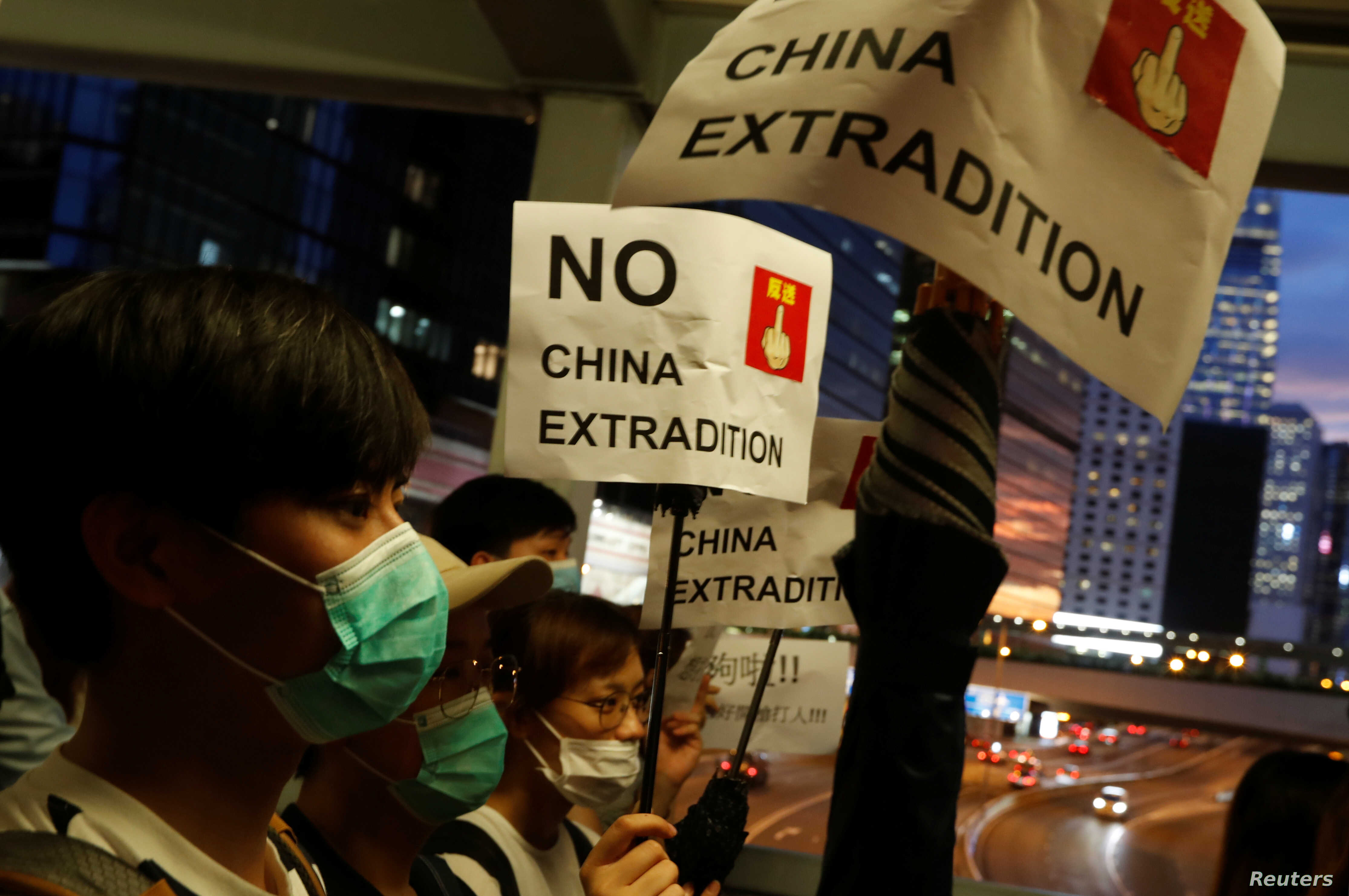 Critics: Hong Kong Protests Show Low Popular Opinion of
