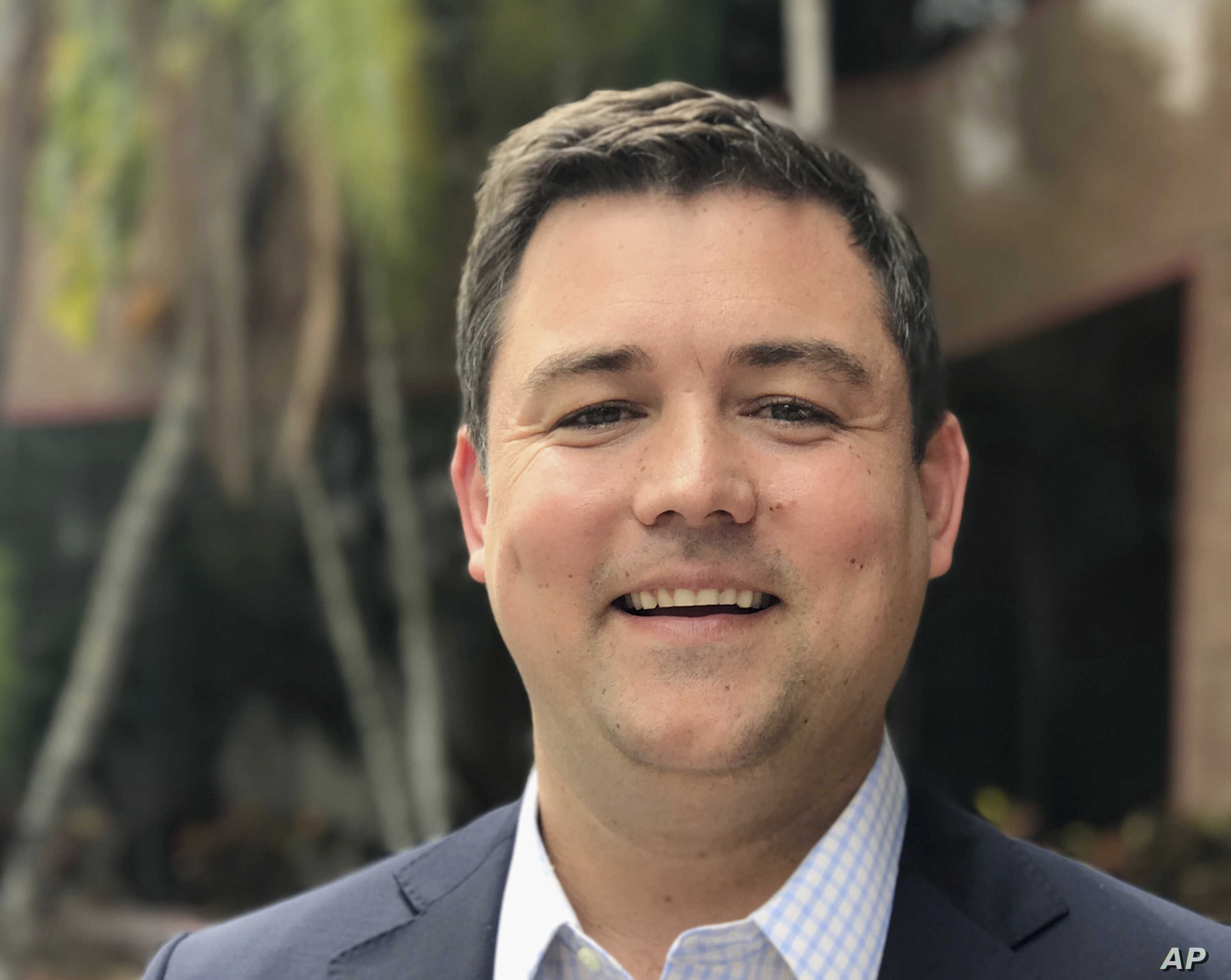 Christian Ziegler, the Florida Republican Party vice chairman photographed April 14, 2017, is among those expected to attend a social media summit Thursday in Washington.