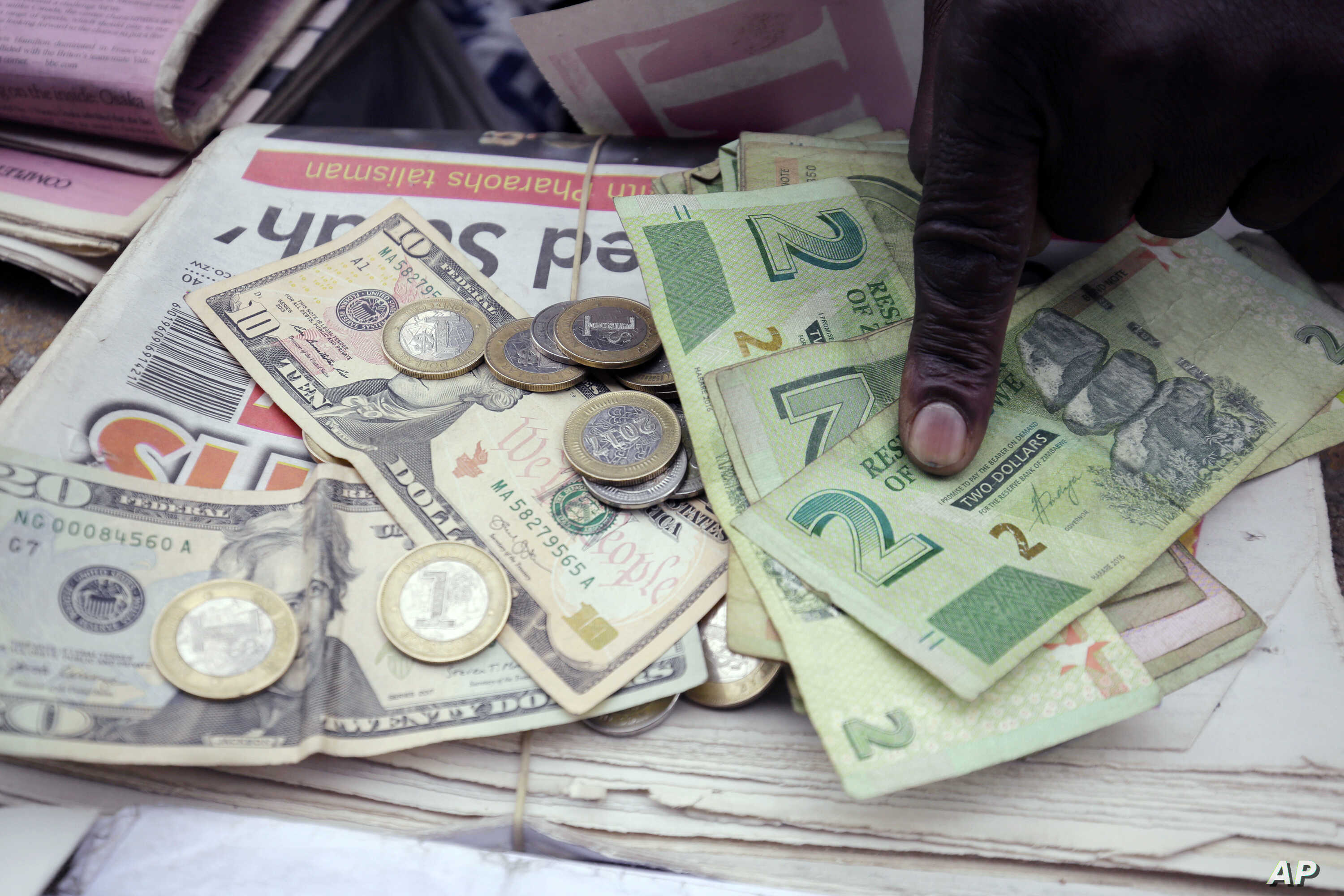 End Dollarization Challenged In Court