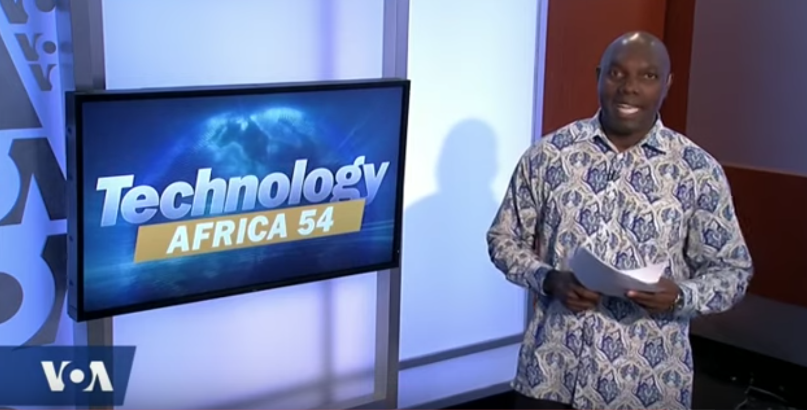 Paul Ndiho - Africa 54 Technology