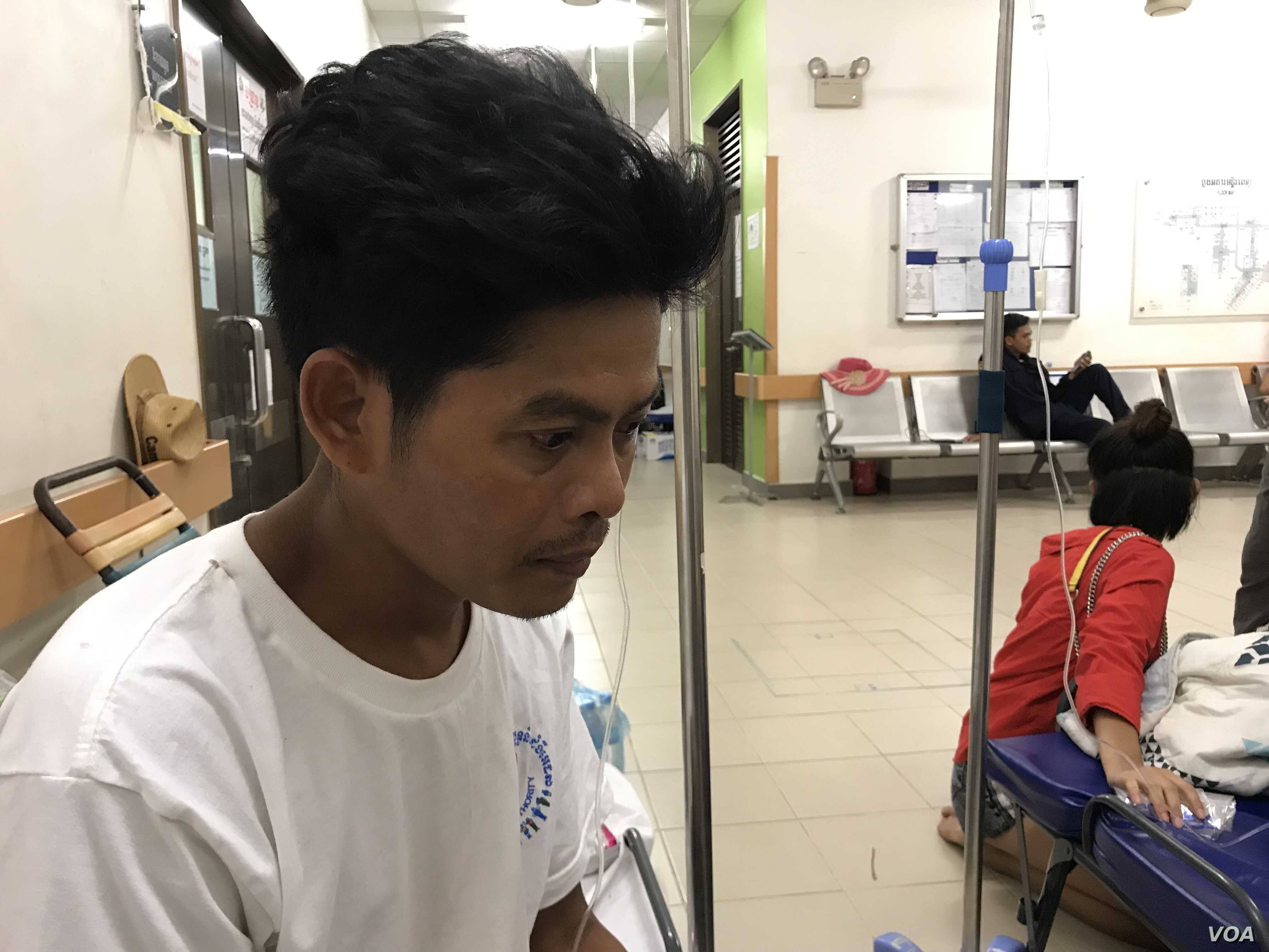 Cambodia's Fatal Building Collapse Survivors Relive Hours