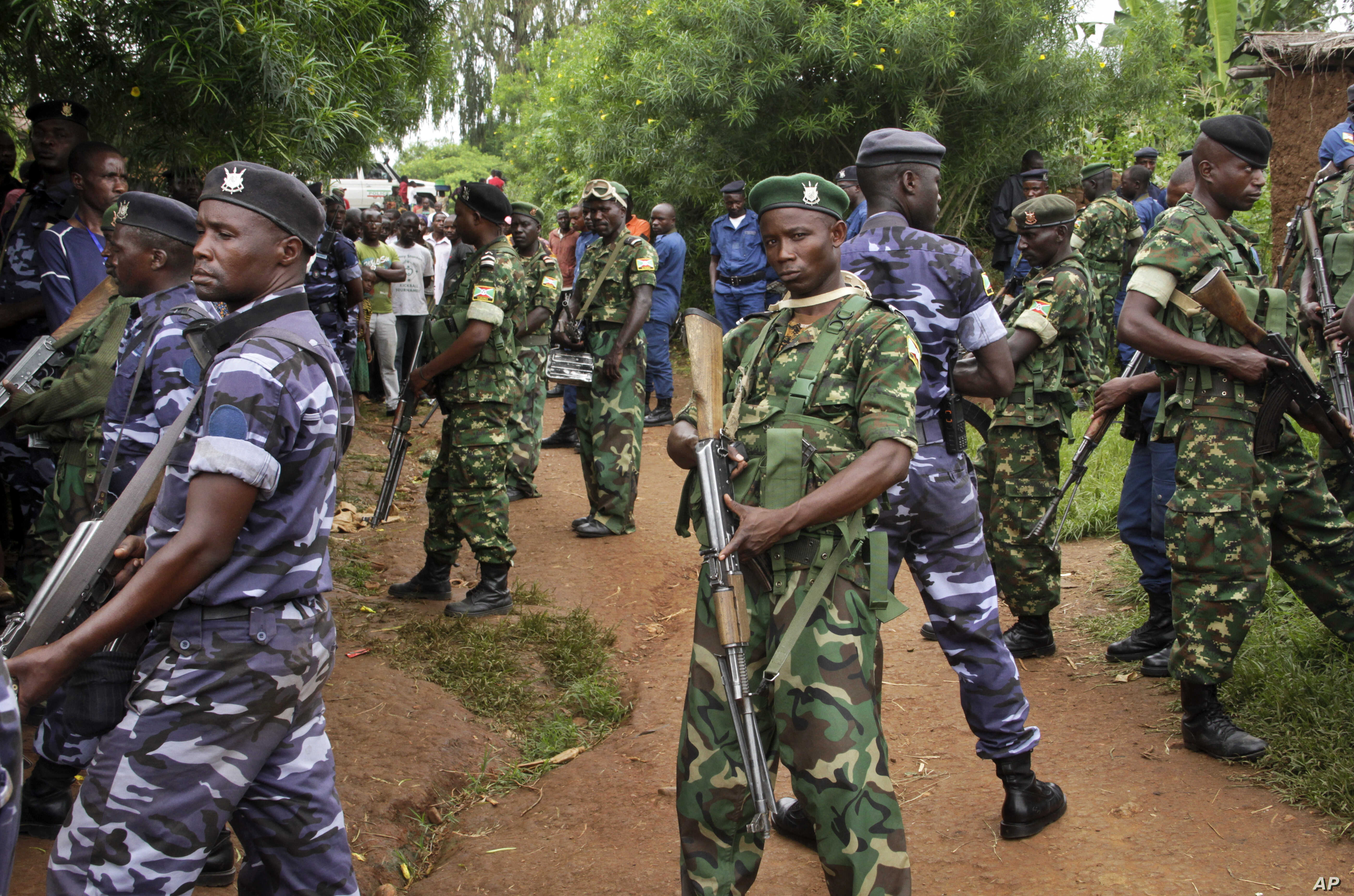In Burundi, Fears That Next Year's Vote Will Be Bloody Again