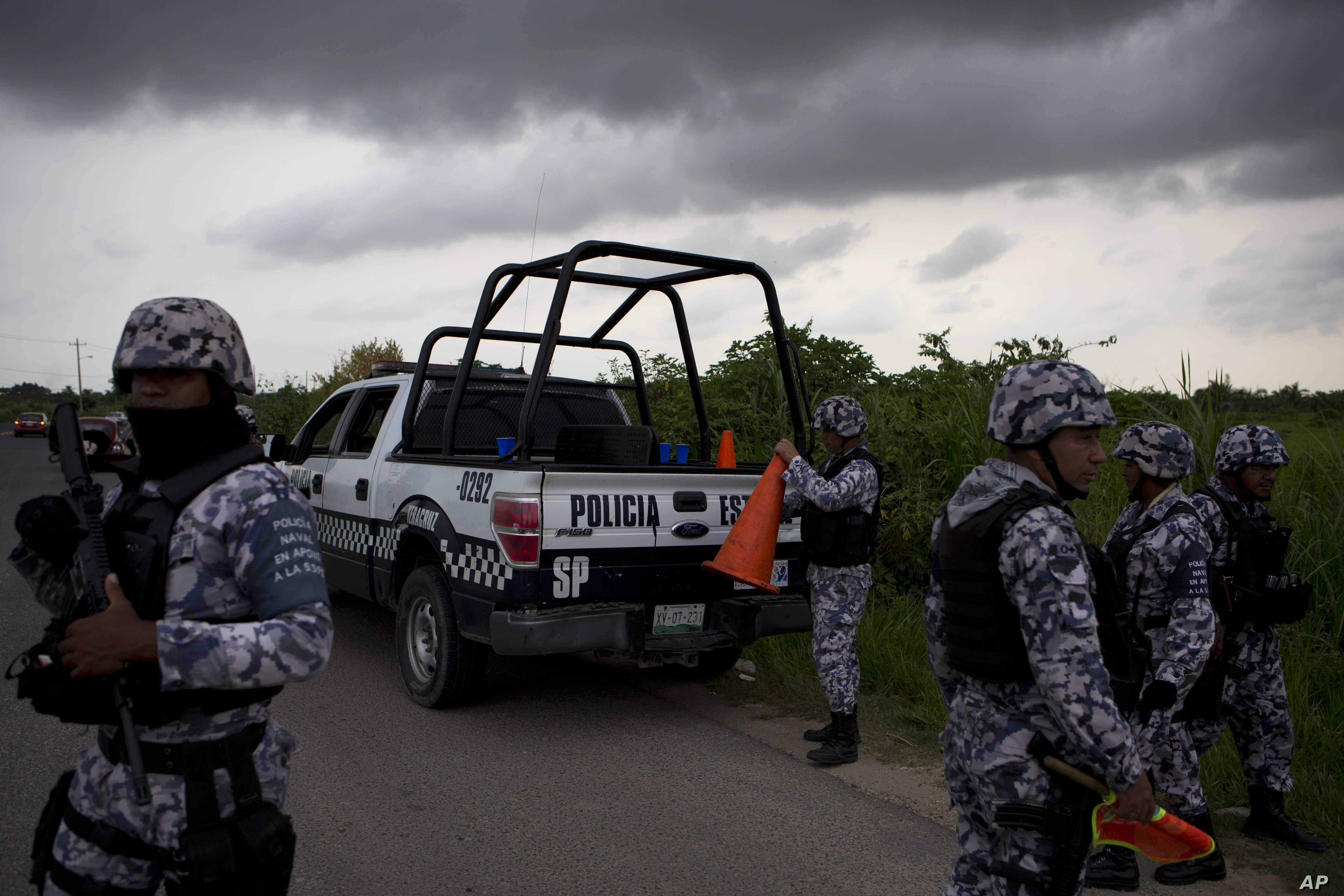 19 Dead in Resurgence of Mexican Drug Cartel Intimidation Killings