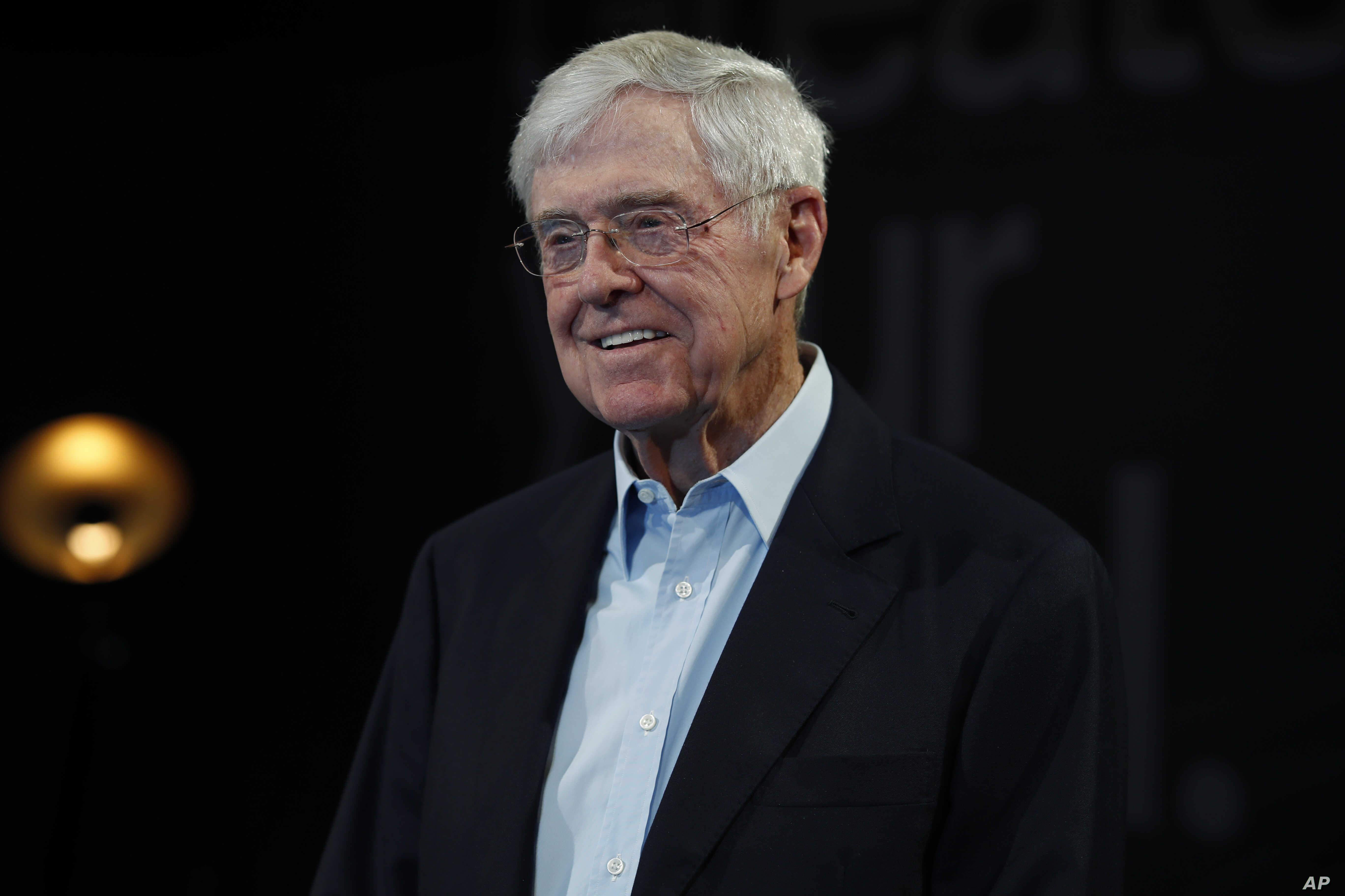 Charles David Koch We Know Who You Are >> Billionaire David Koch Conservative Donor Dies At 79 Voice Of