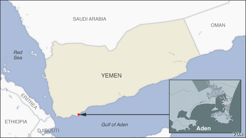 Yemeni Officials: Saudi Troops Take Control of Aden in Deal ...