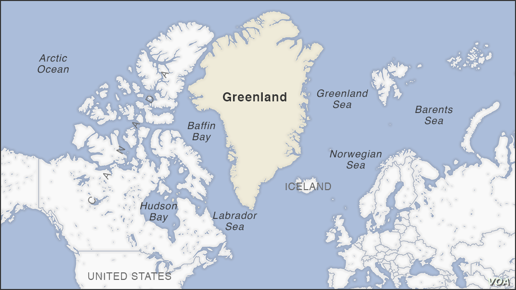 Danish PM: Trump\'s Idea of Buying Greenland \'Absurd\' | Voice ...