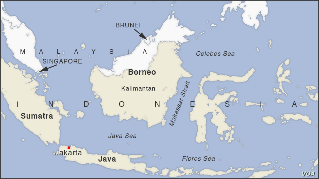 Indonesia to Move Capital from Jakarta to East Kalimantan ...