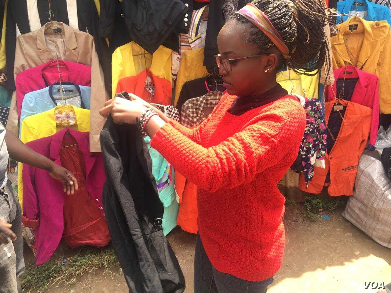 Africa Clothing Industry Hopes to Benefit From Continent's Trade Deal