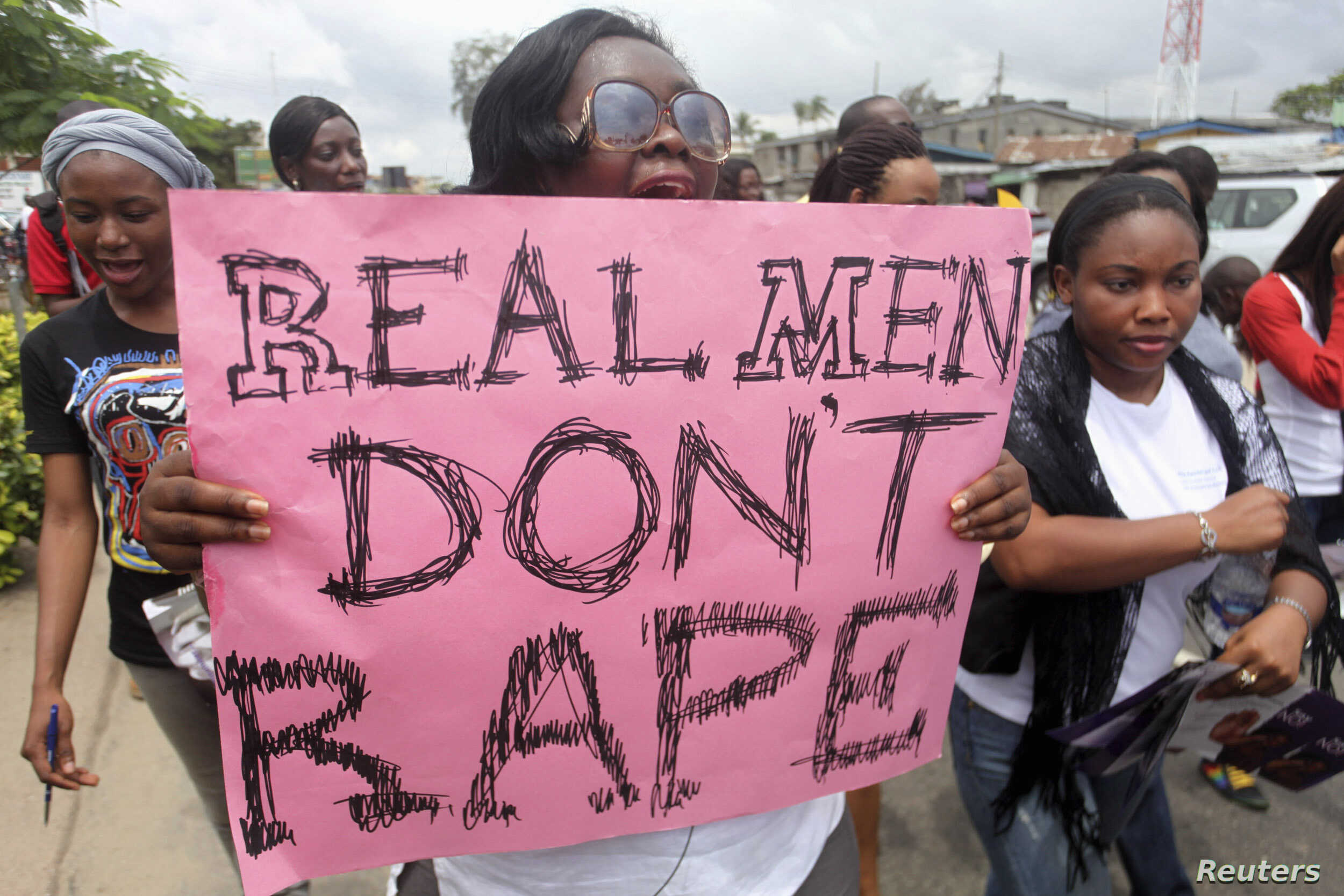 Epidemic' of Rape Assailed in Nigeria | Voice of America - English