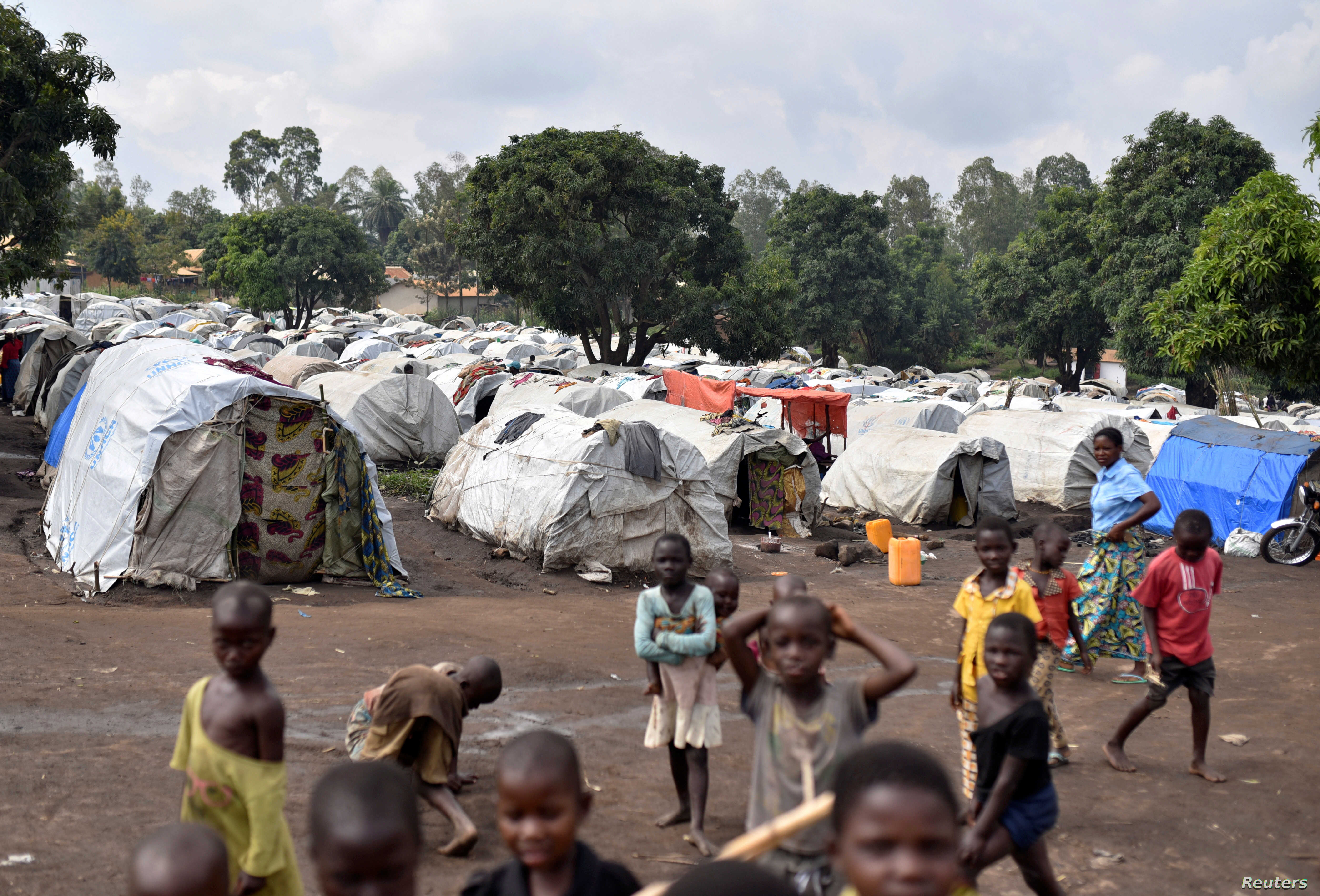 UNHCR: 360,000 Displaced in Congo's Ituri Province Struggling to Survive